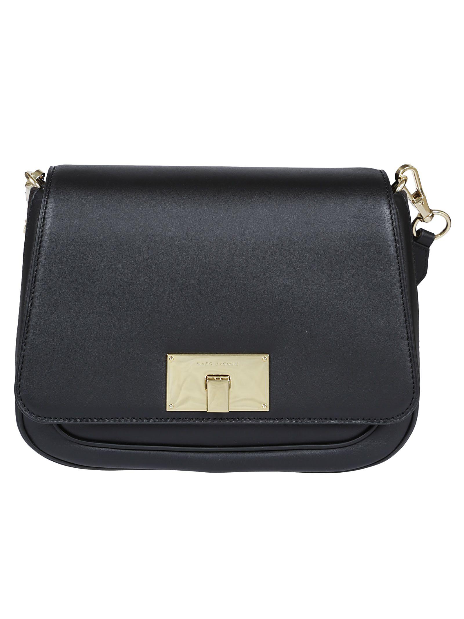 Marc Jacobs Foldover Top Shoulder Bag