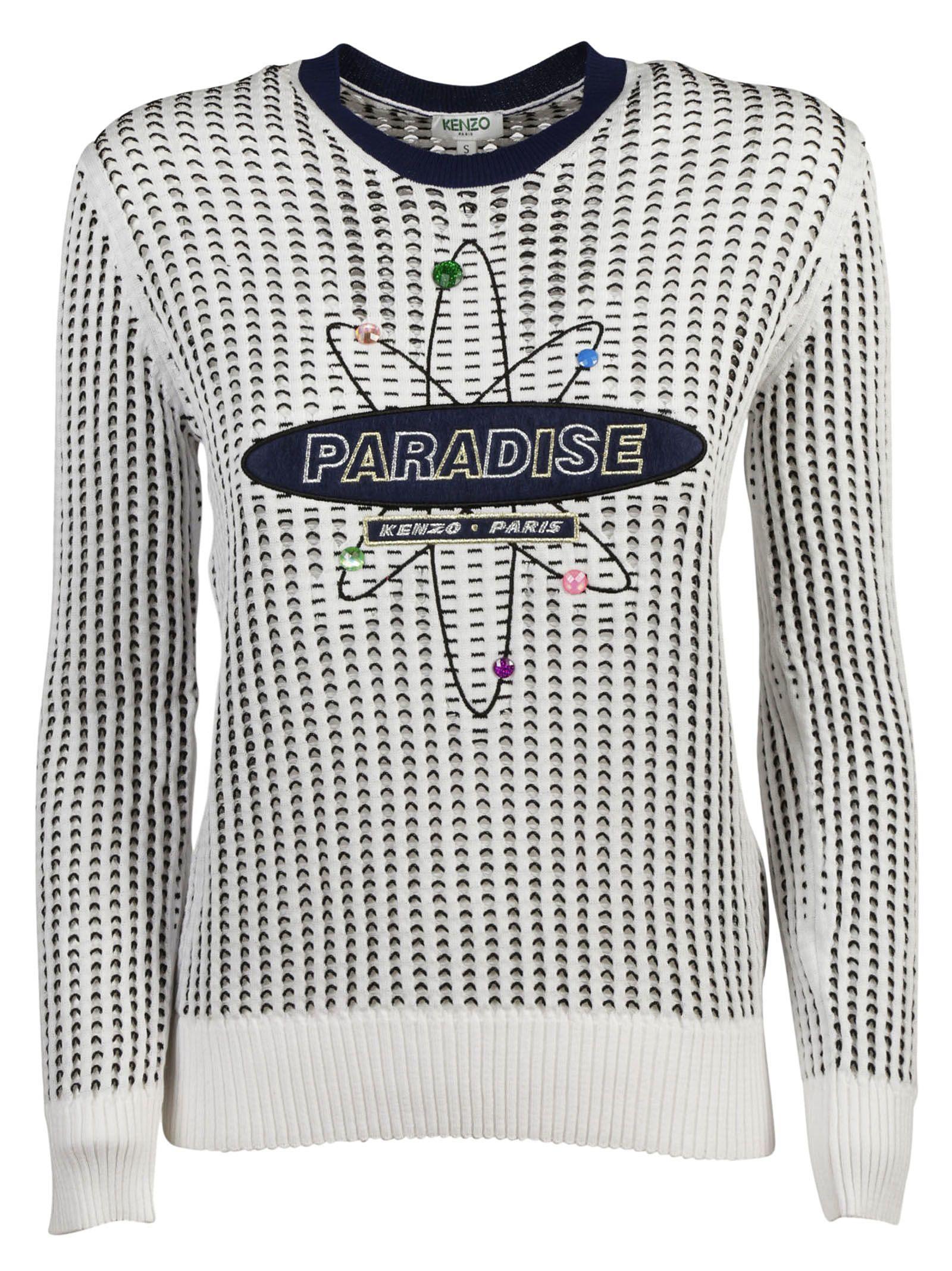 Kenzo Paradise Knitted Sweatshirt