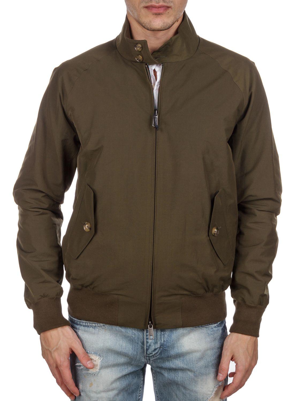 Baracuta G9 Modern Classic Harrington Jacket