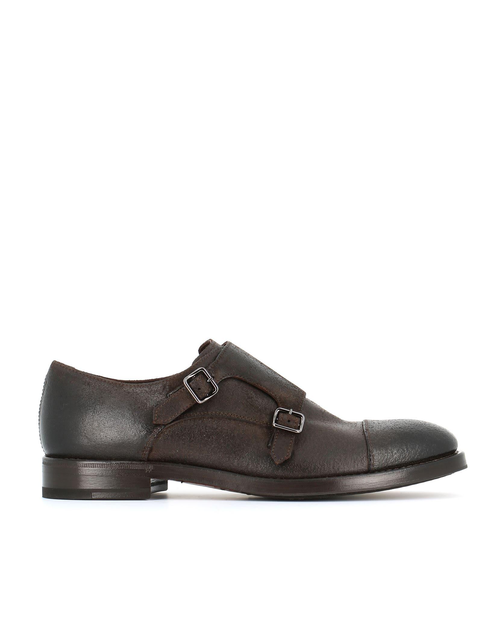 Henderson Buckled Shoe