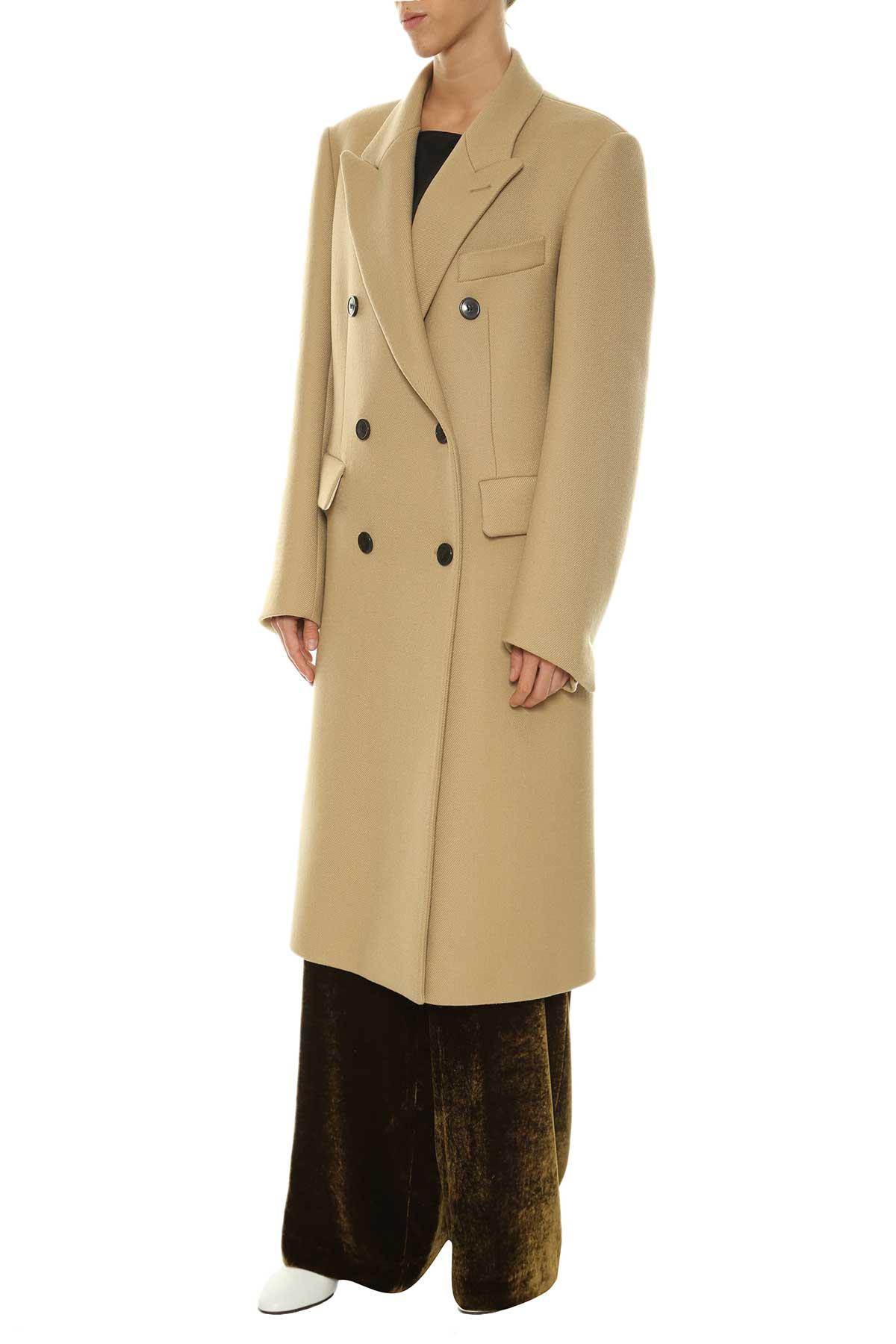 Dries Van Noten Dries Van Noten Double Breasted Coat