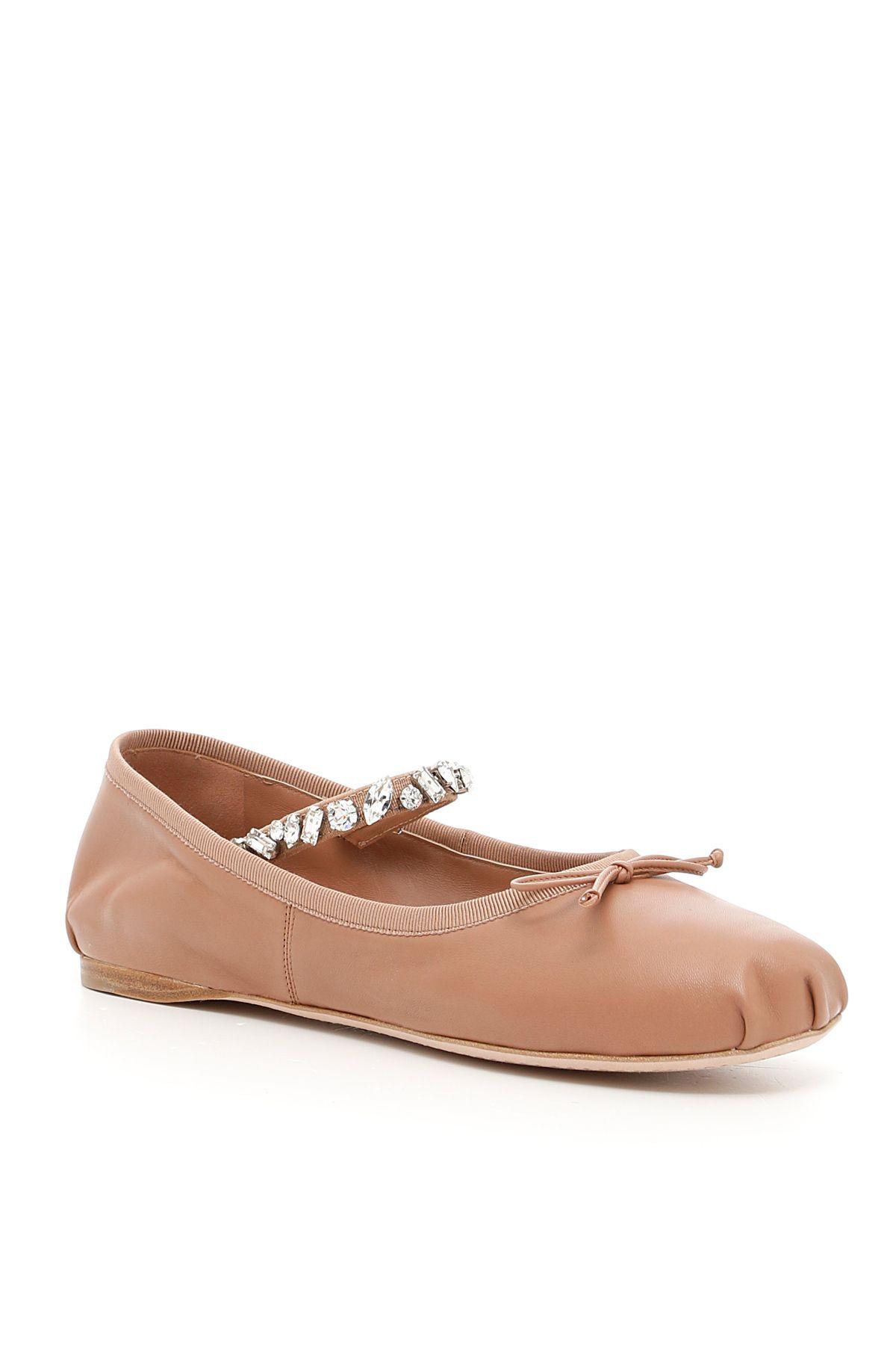 Nappa Ballerinas