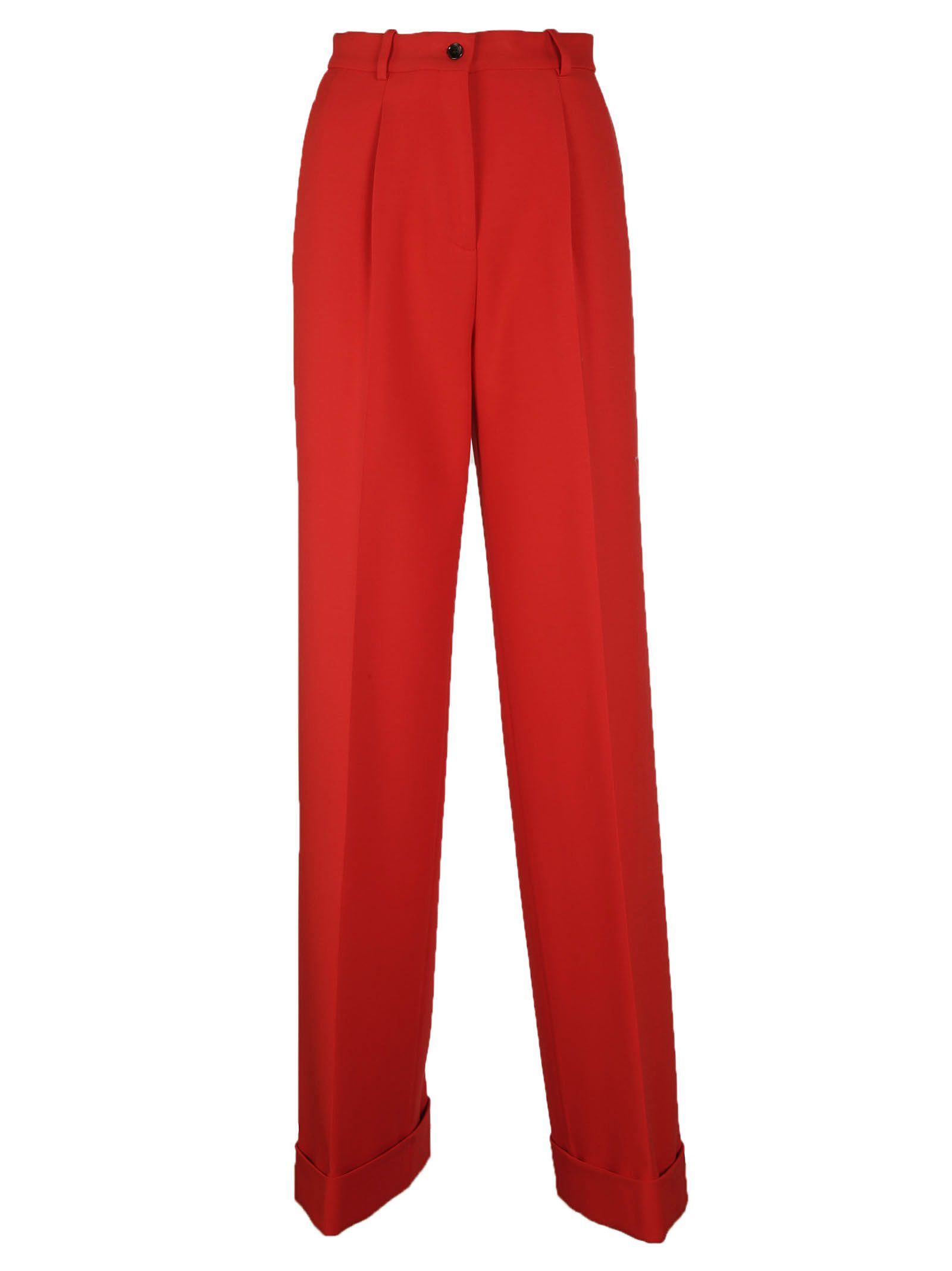 Ermanno Scervino Wide Leg Trousers