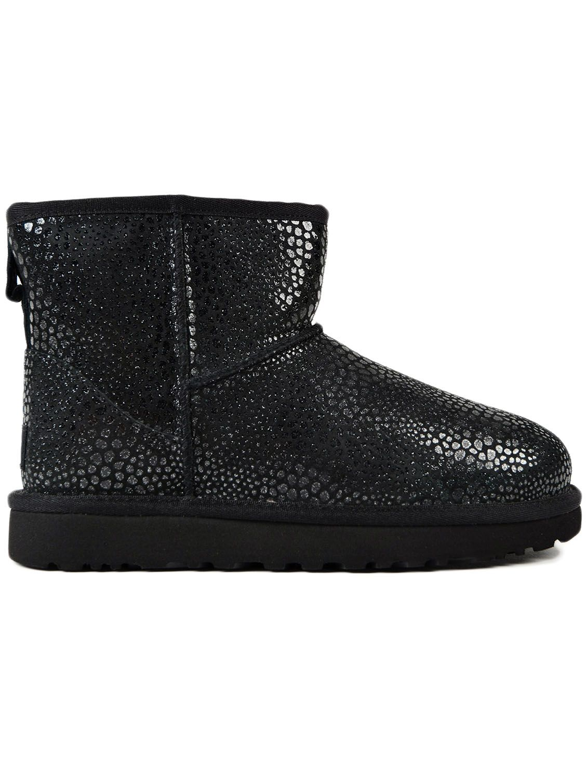 UGG Mini Glitzy Ankle Boots