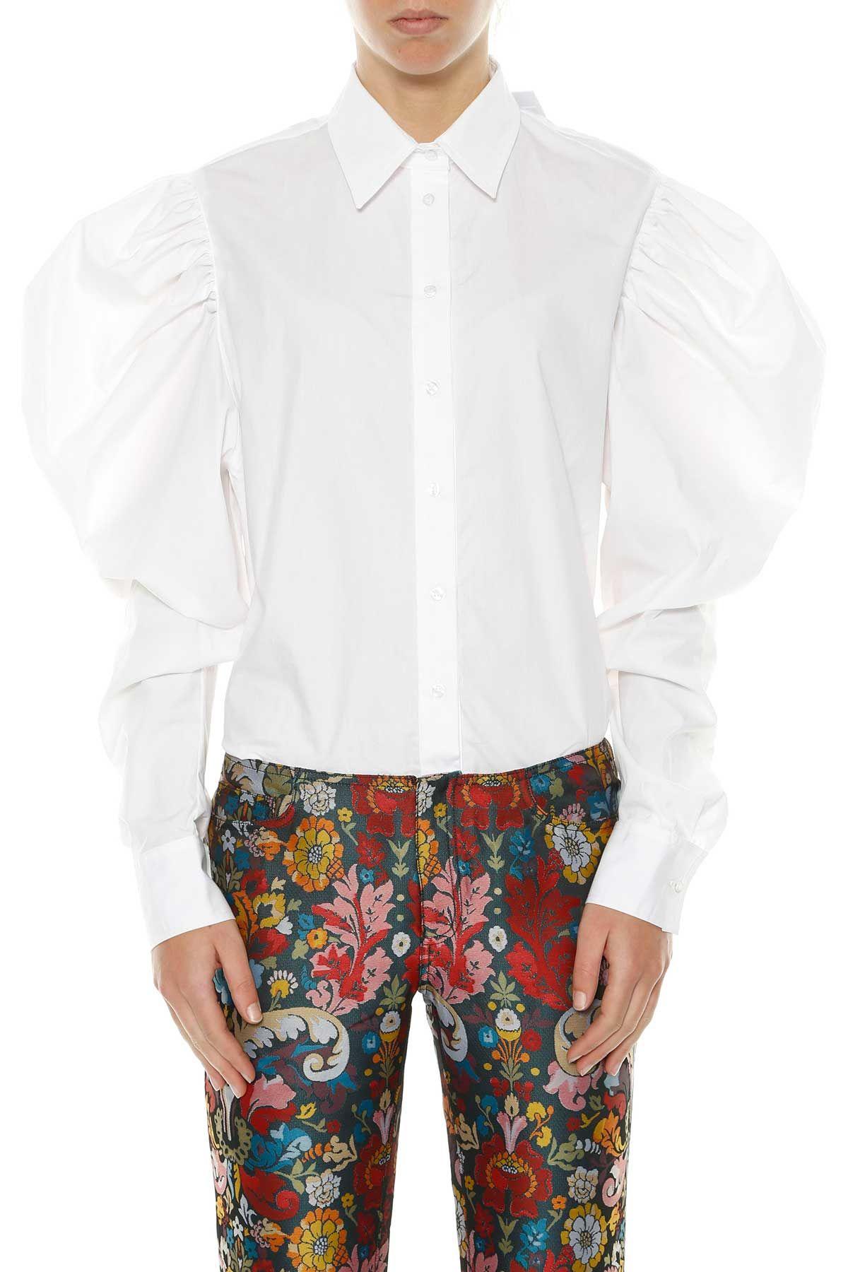 Marques Almeida Shirt With Wide Shoulder