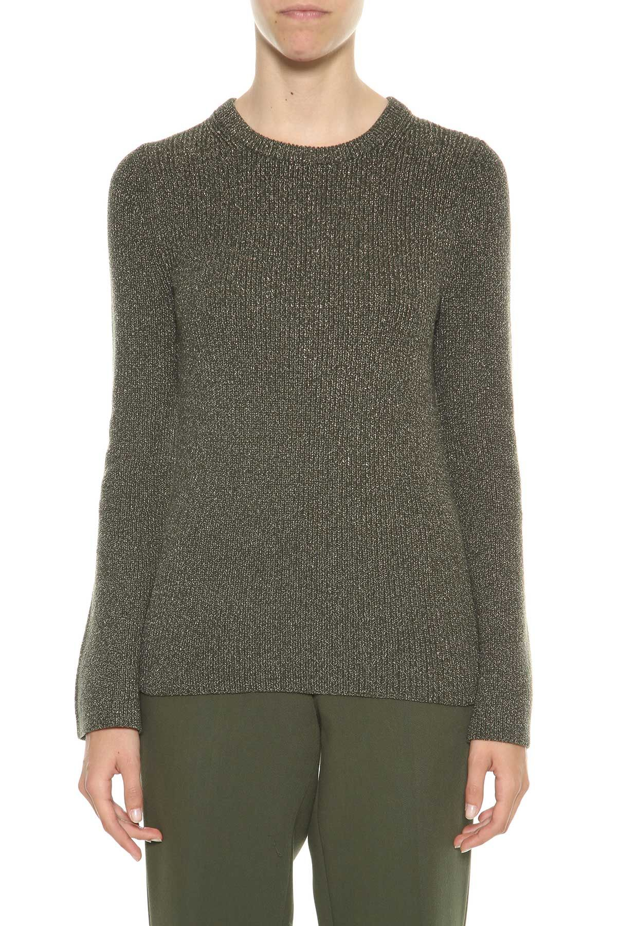 Michael Michael Kors Lurex Knitted Sweater