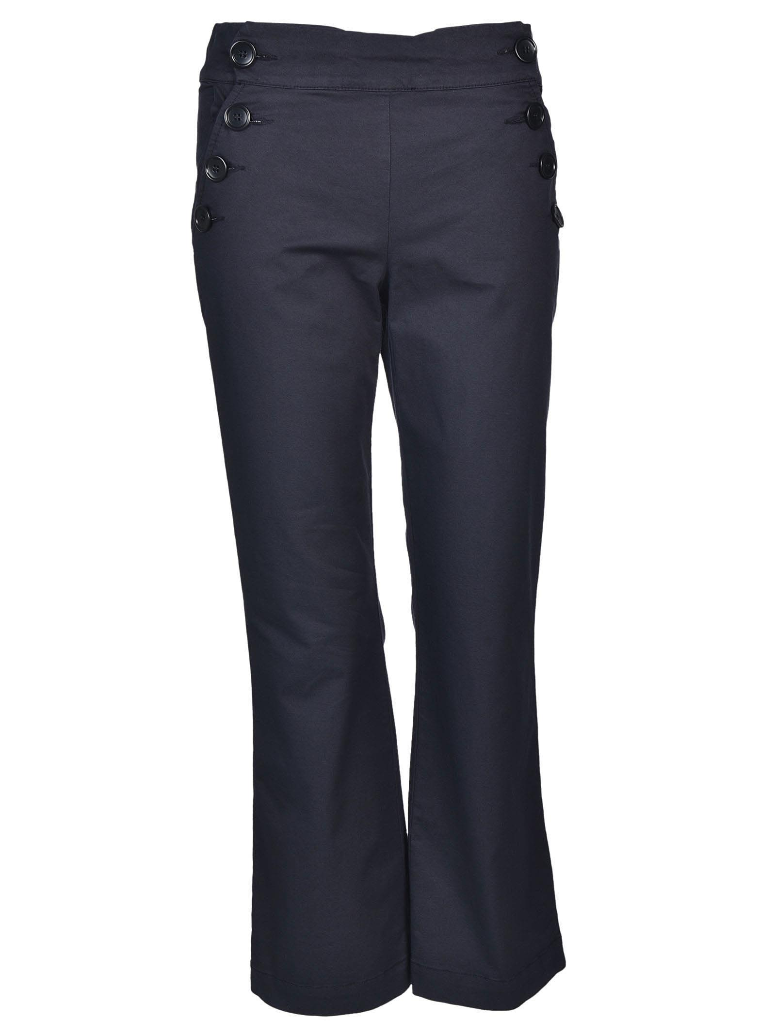 Hache Cropped Trousers