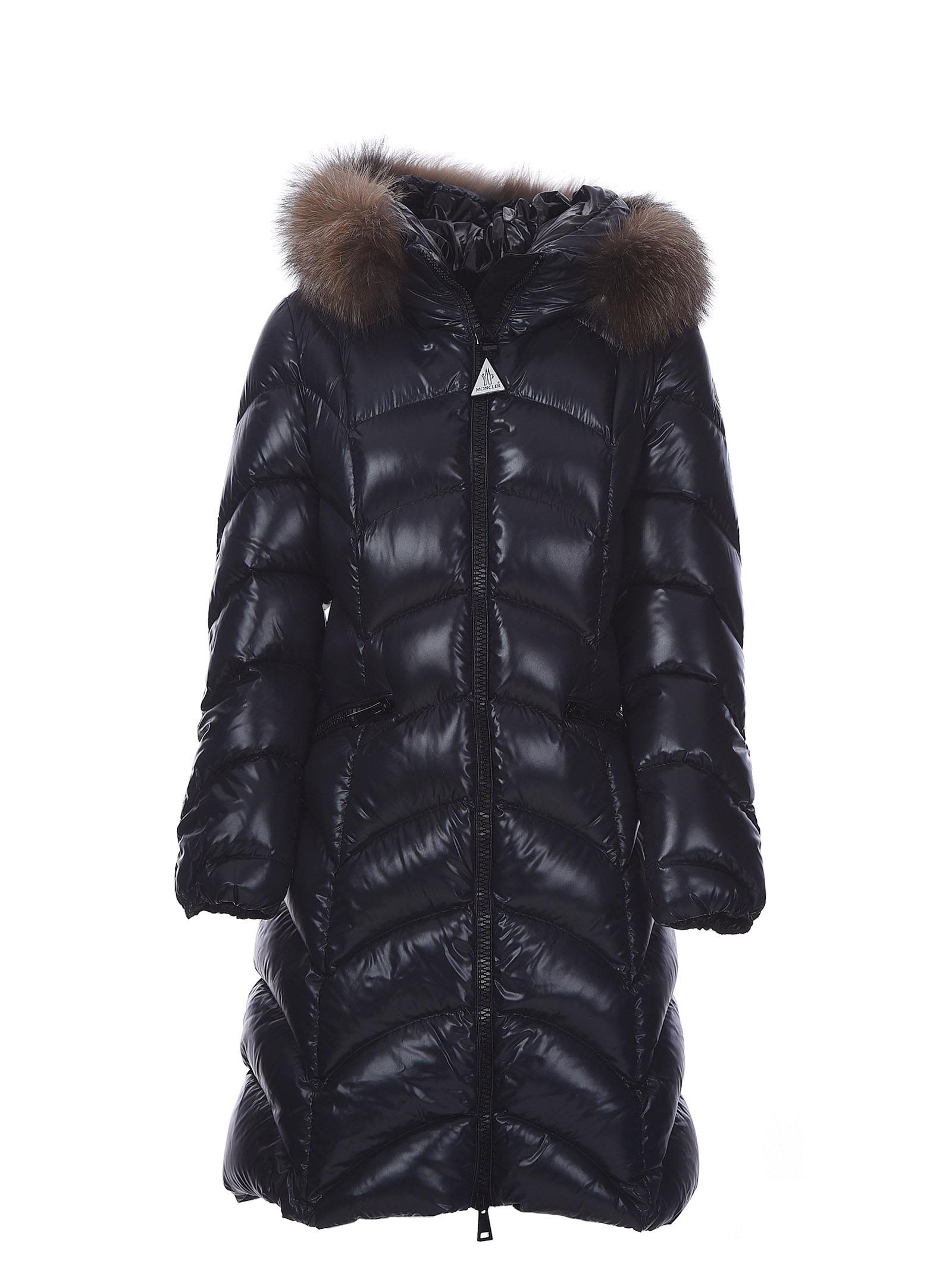 Moncler Long-down Jacket albizia
