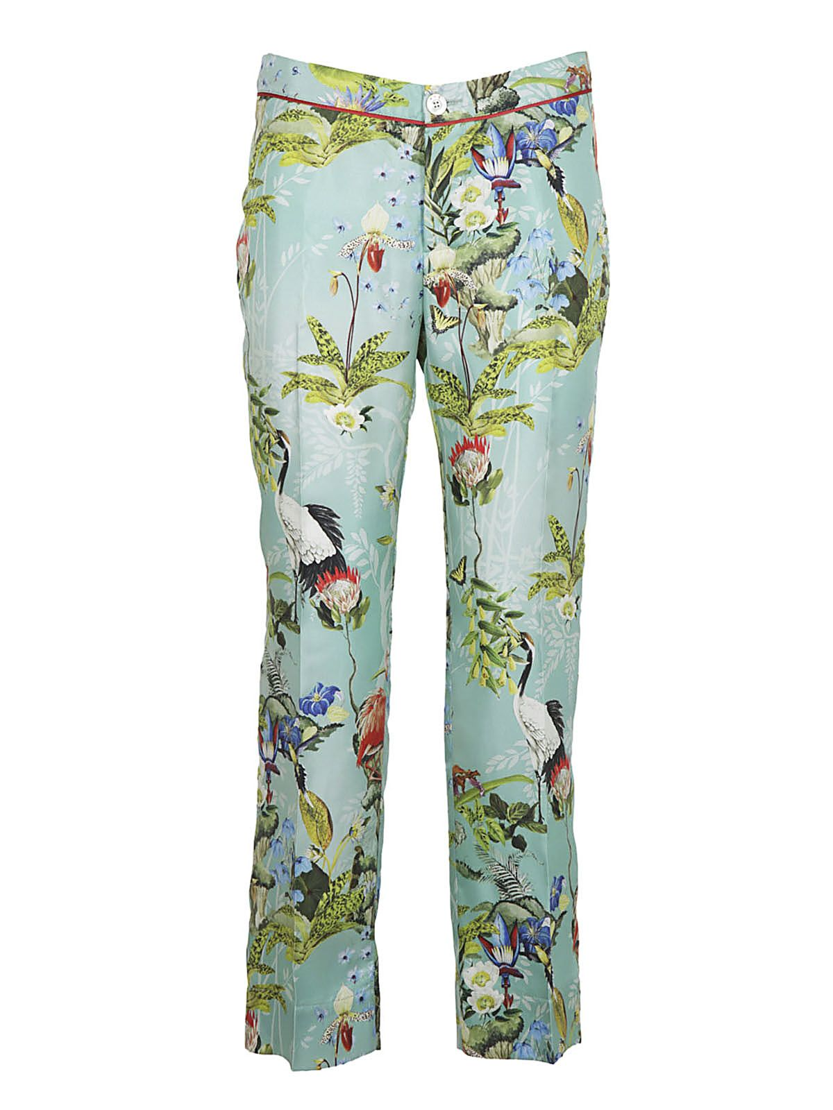 For Restless Sleeper Flower Trousers