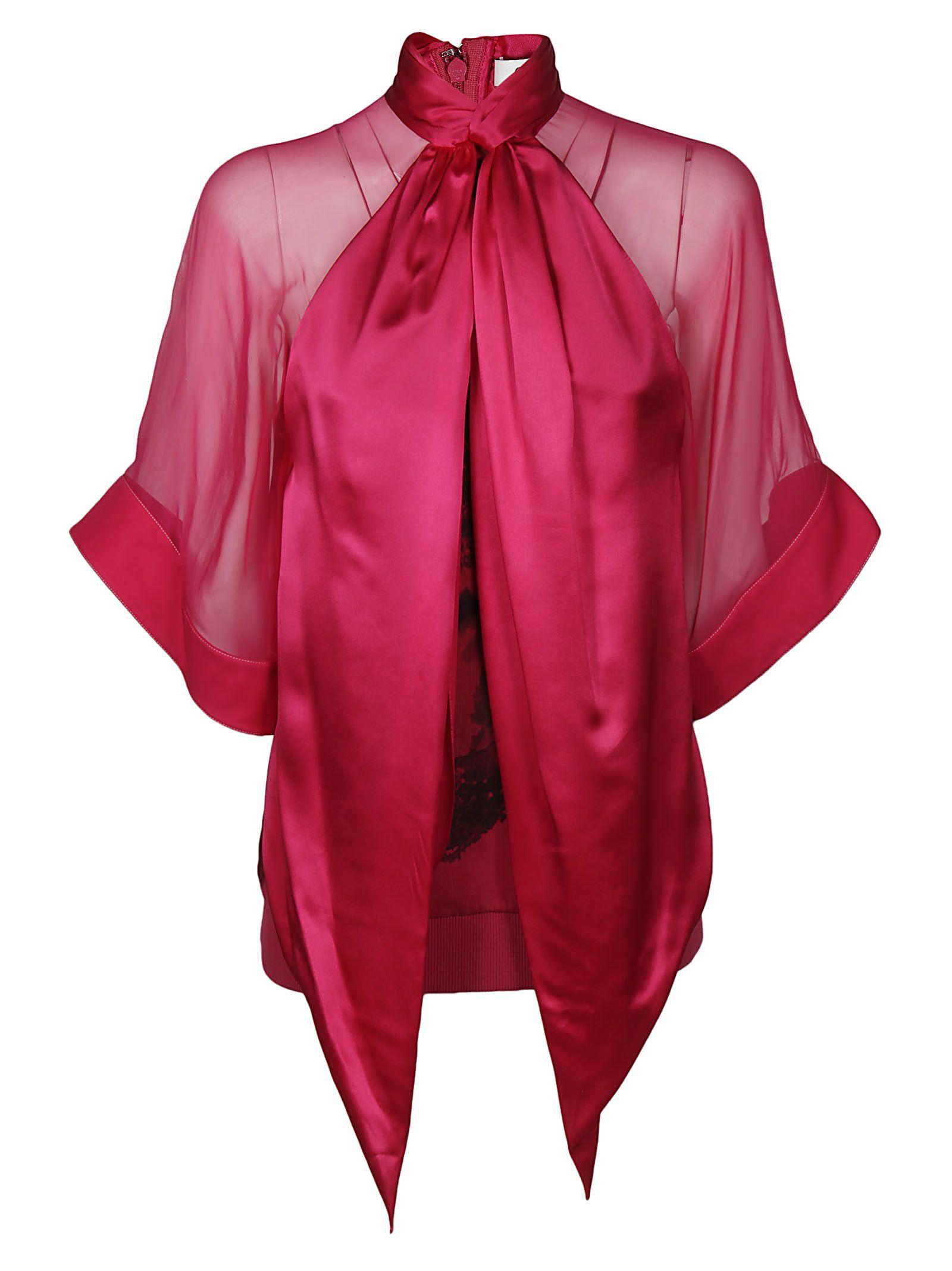 Givenchy Bow Detail Shirt