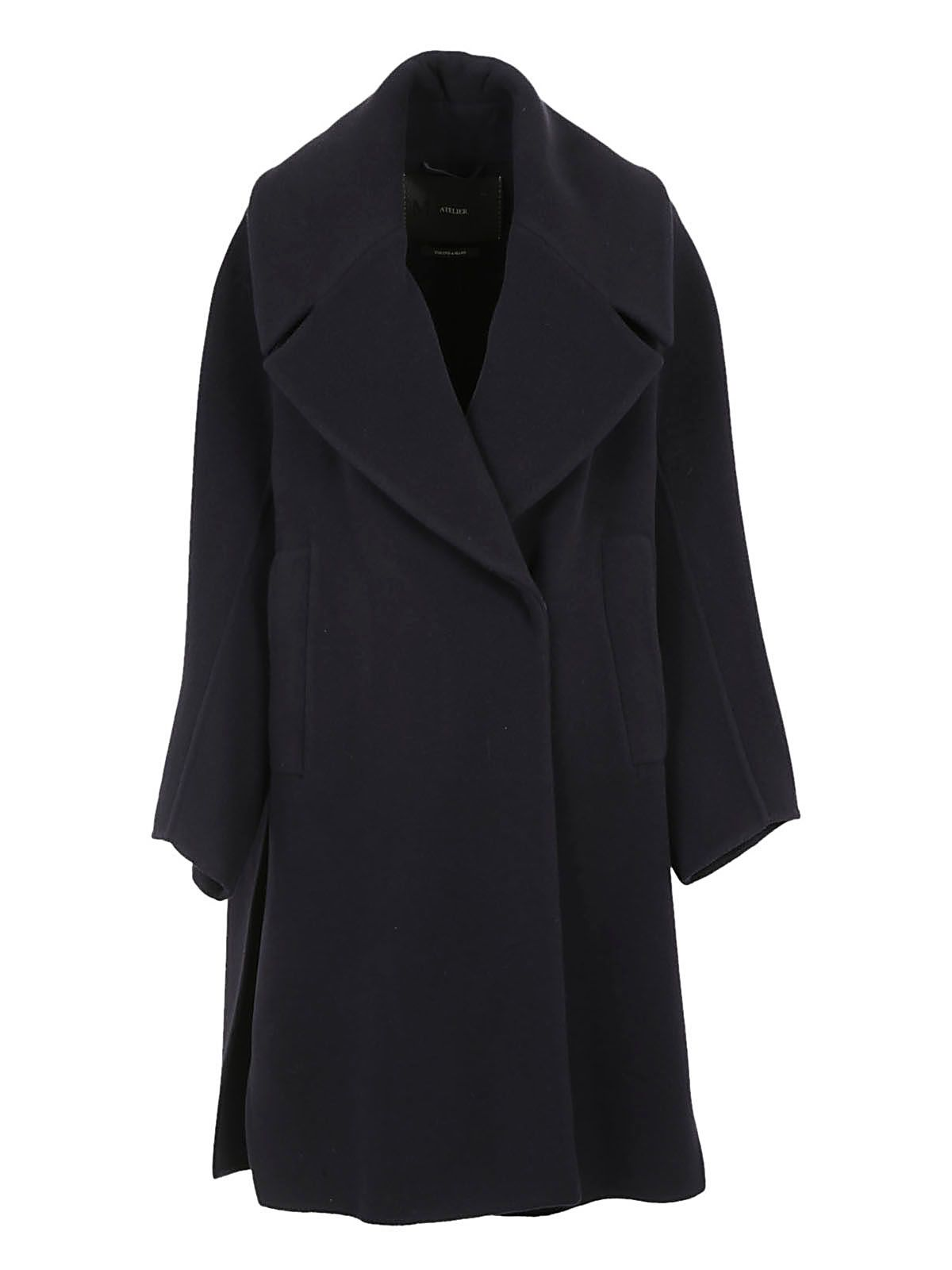 Max Mara Atelier Oversized Coat