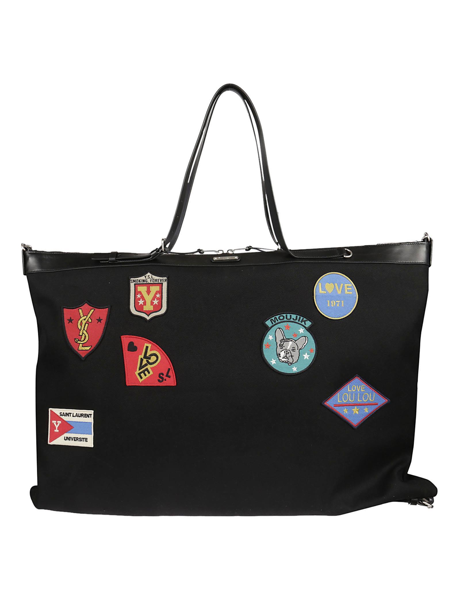 Saint Laurent Convertible Hobo Bag