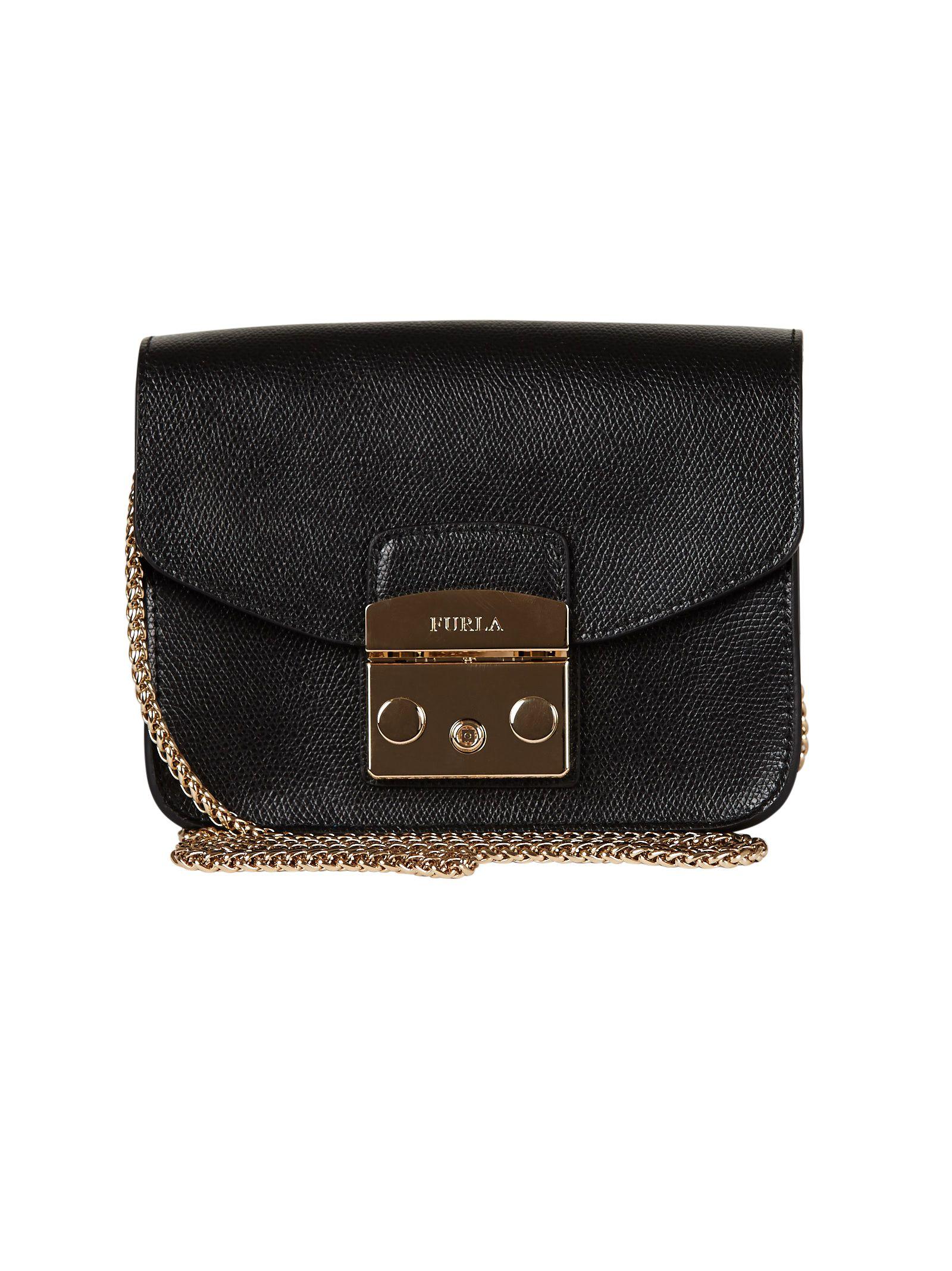 Furla Small Metropolis Shoulder Bag