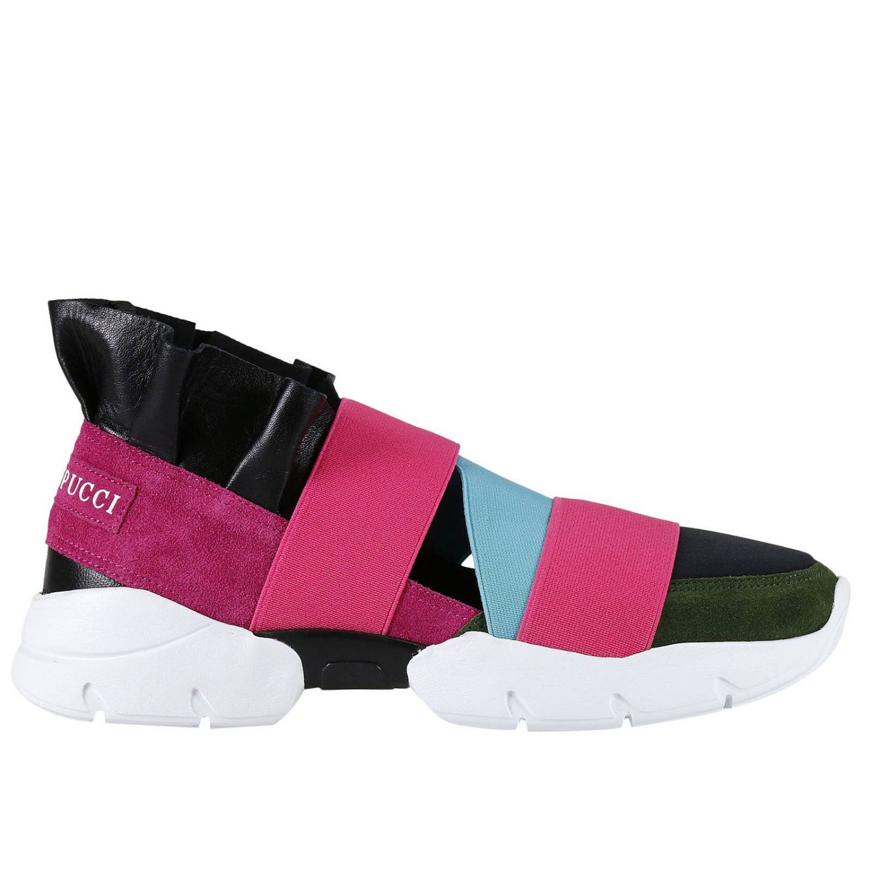 Emilio Pucci - Sneakers Shoes Women Emilio Pucci