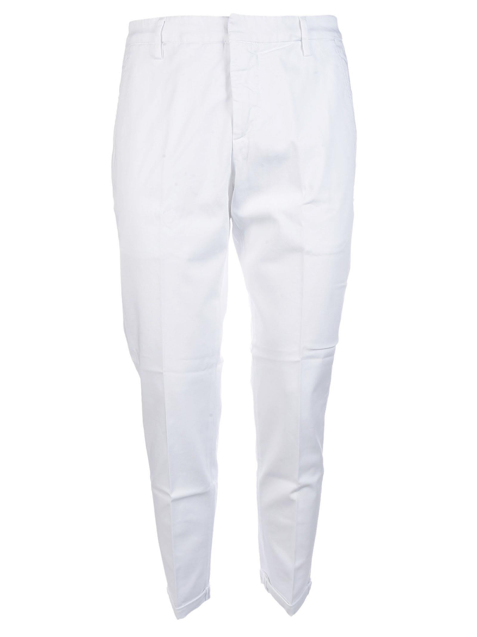 Dondup Stretch Slim Fit Pants