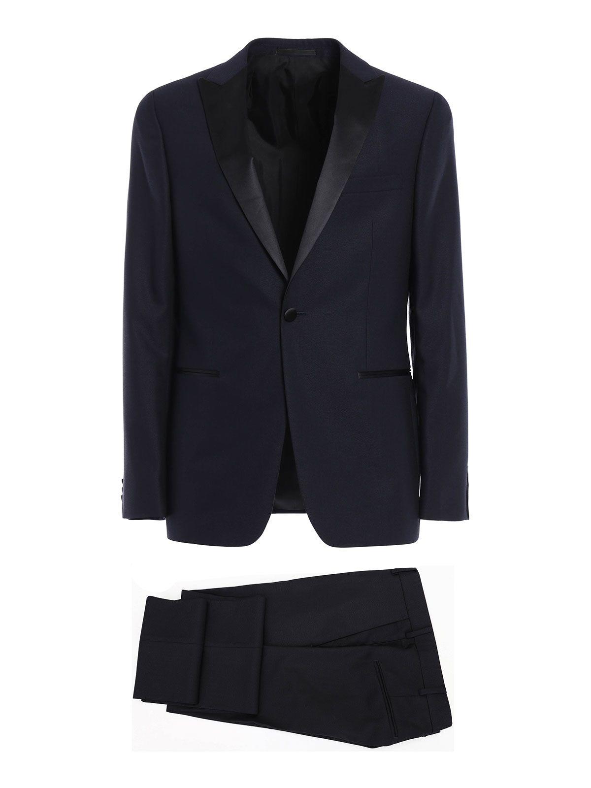 Z Zegna Elegant Dinner Suit
