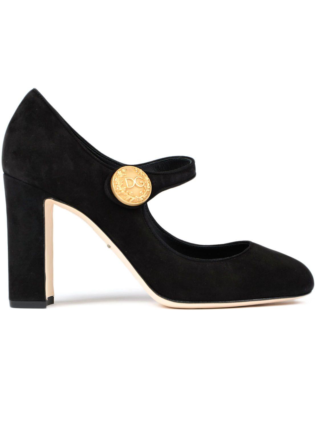 Dolce & Gabbana Dolce & Gabbana Mary Jane Pumps