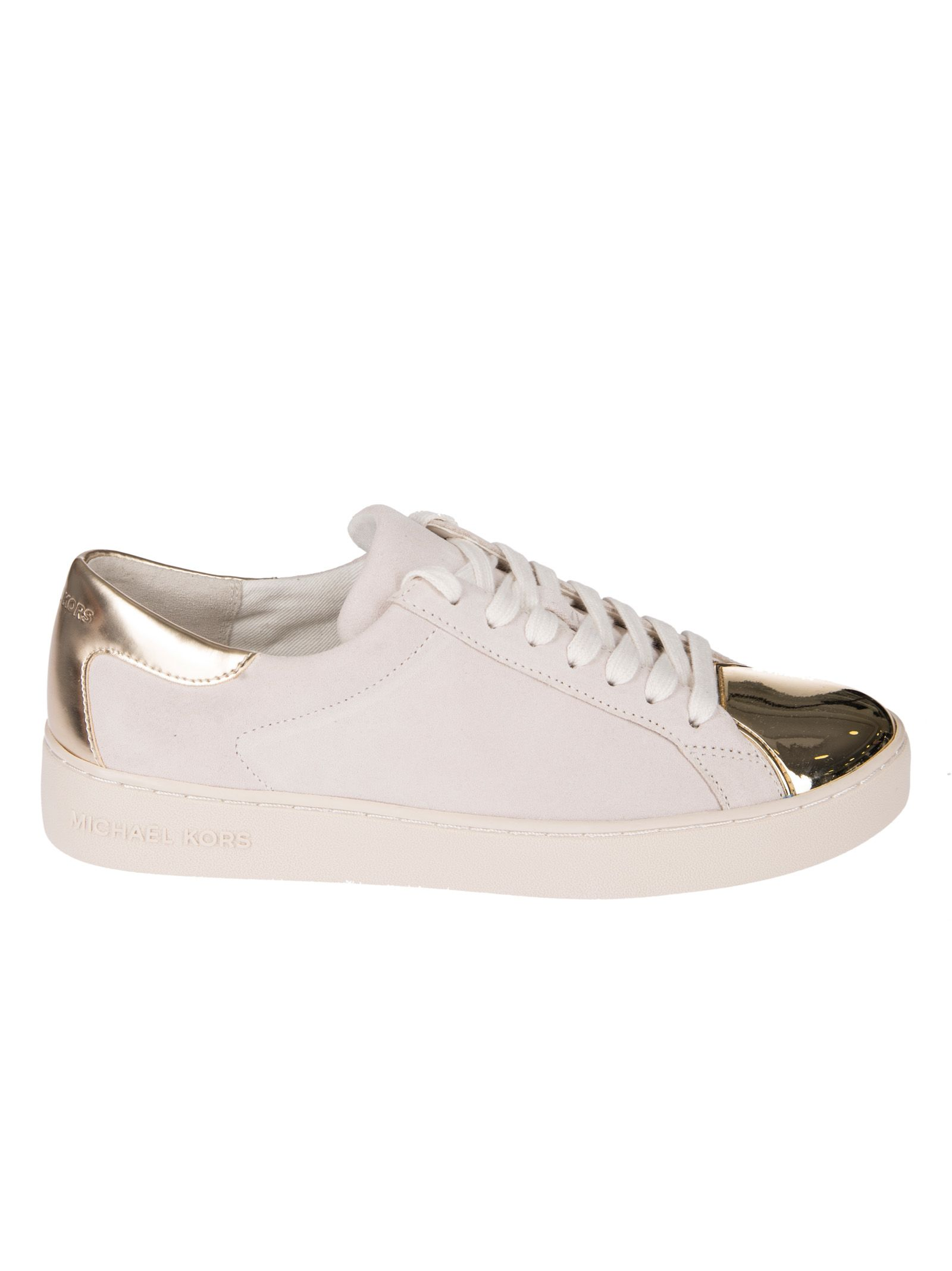 Michael Michael Kors Metallic Detail Sneakers