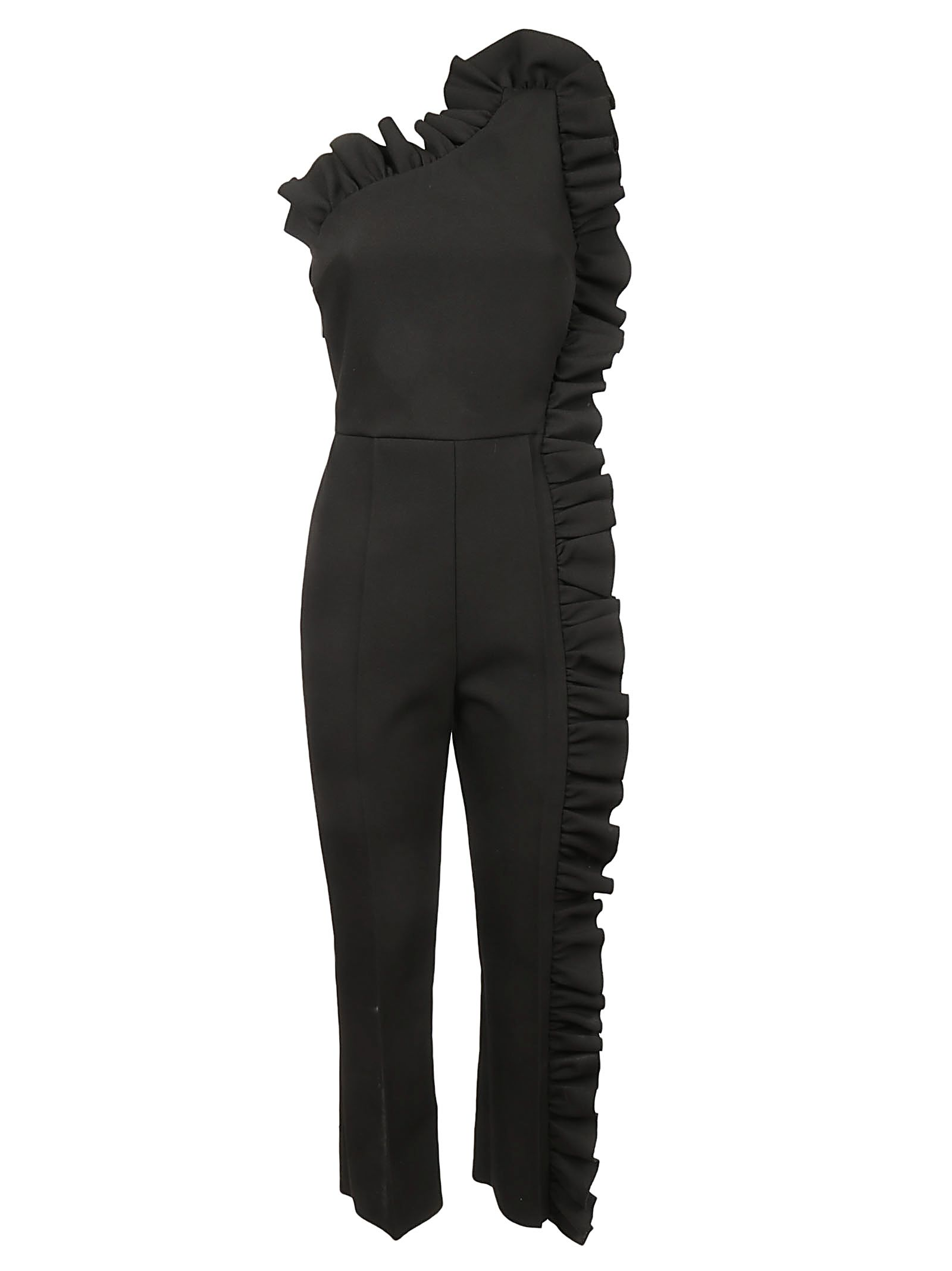 MSGM Ruffled Jumpsuit