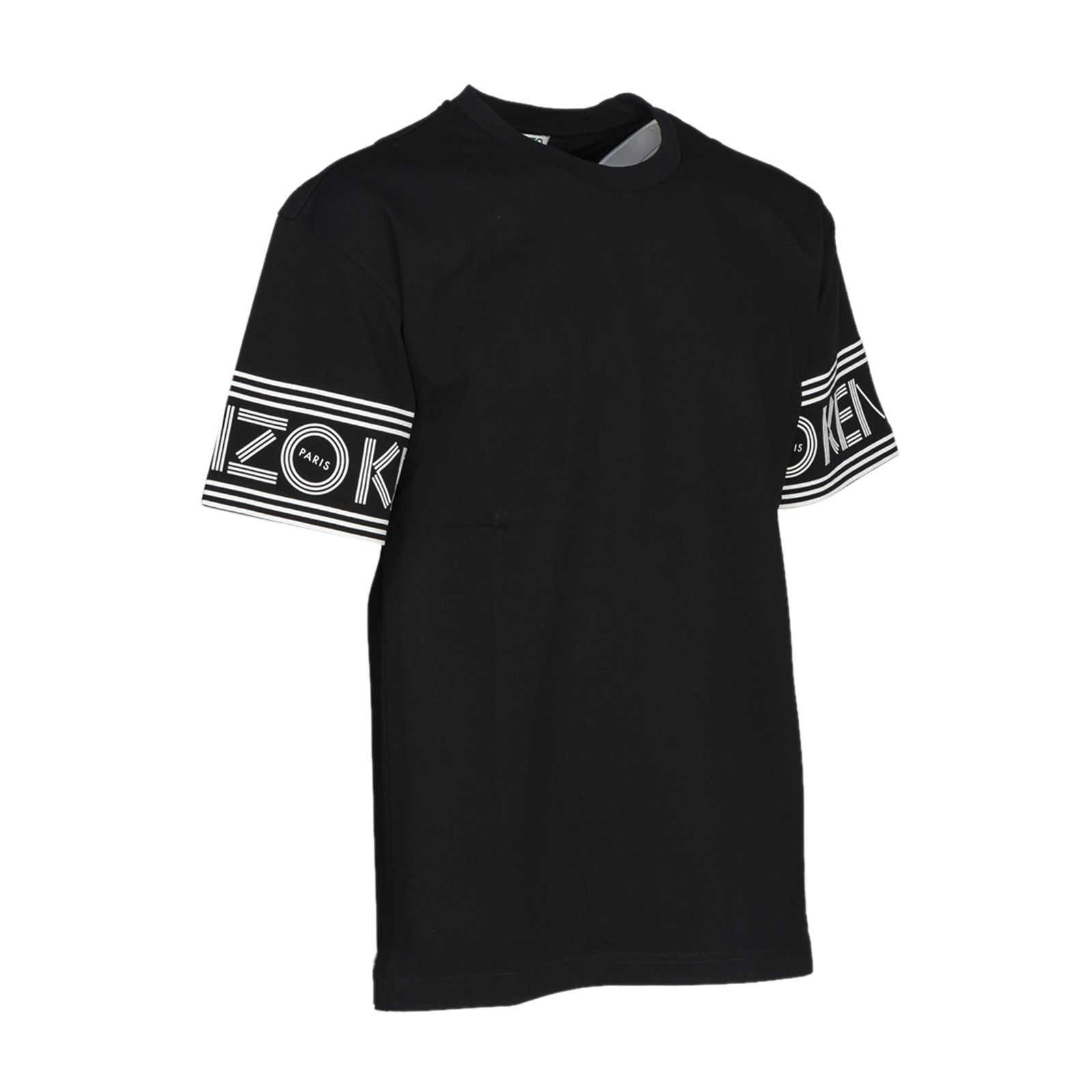 kenzo kenzo logo sleeve t shirt black men 39 s short sleeve t shirts italist. Black Bedroom Furniture Sets. Home Design Ideas