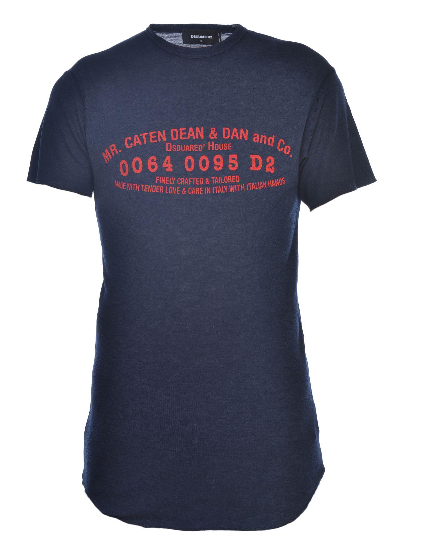 Dsquared2 Wool T-shirt