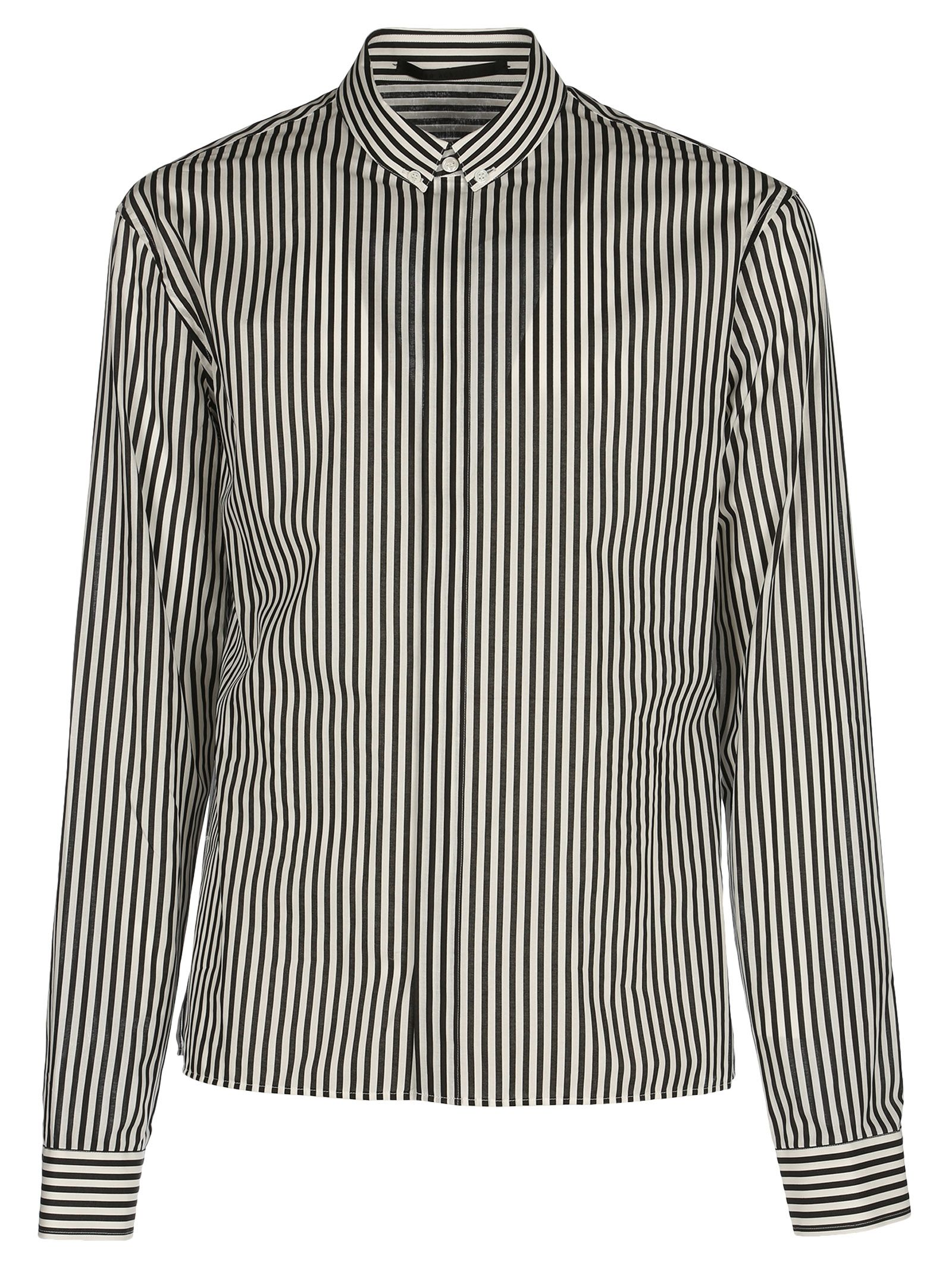 Haider Ackermann Striped Buttondown Shirt