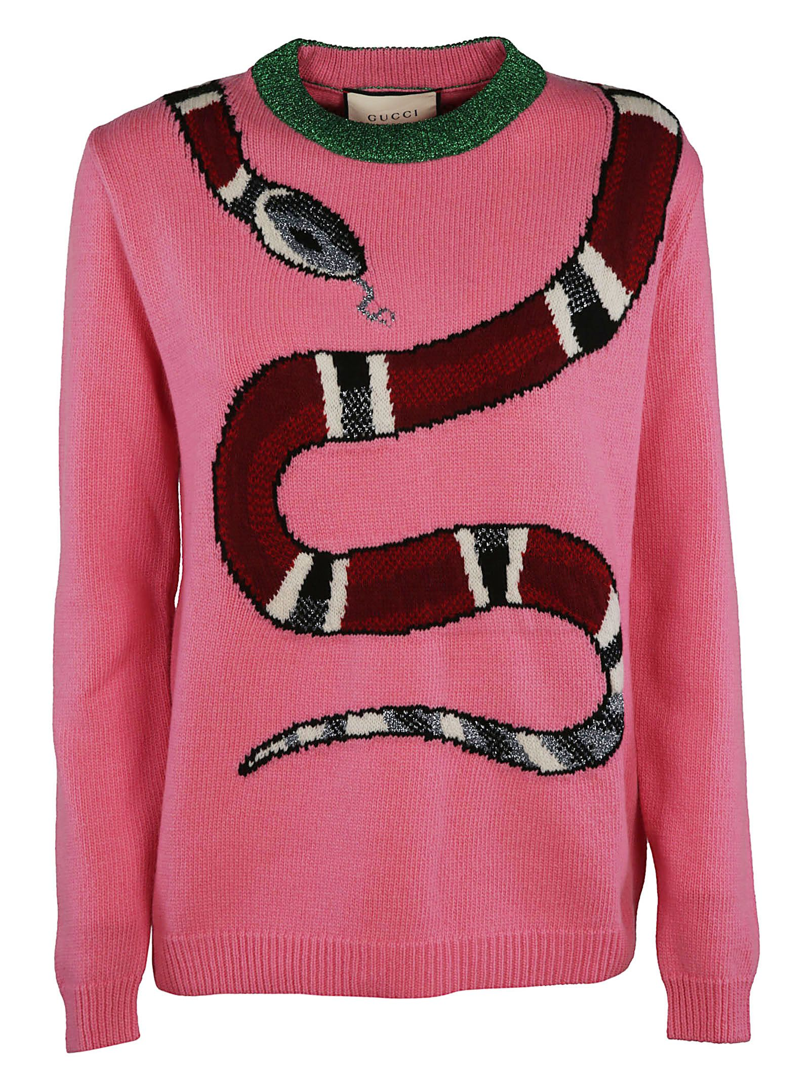 Gucci Knitted Sweater