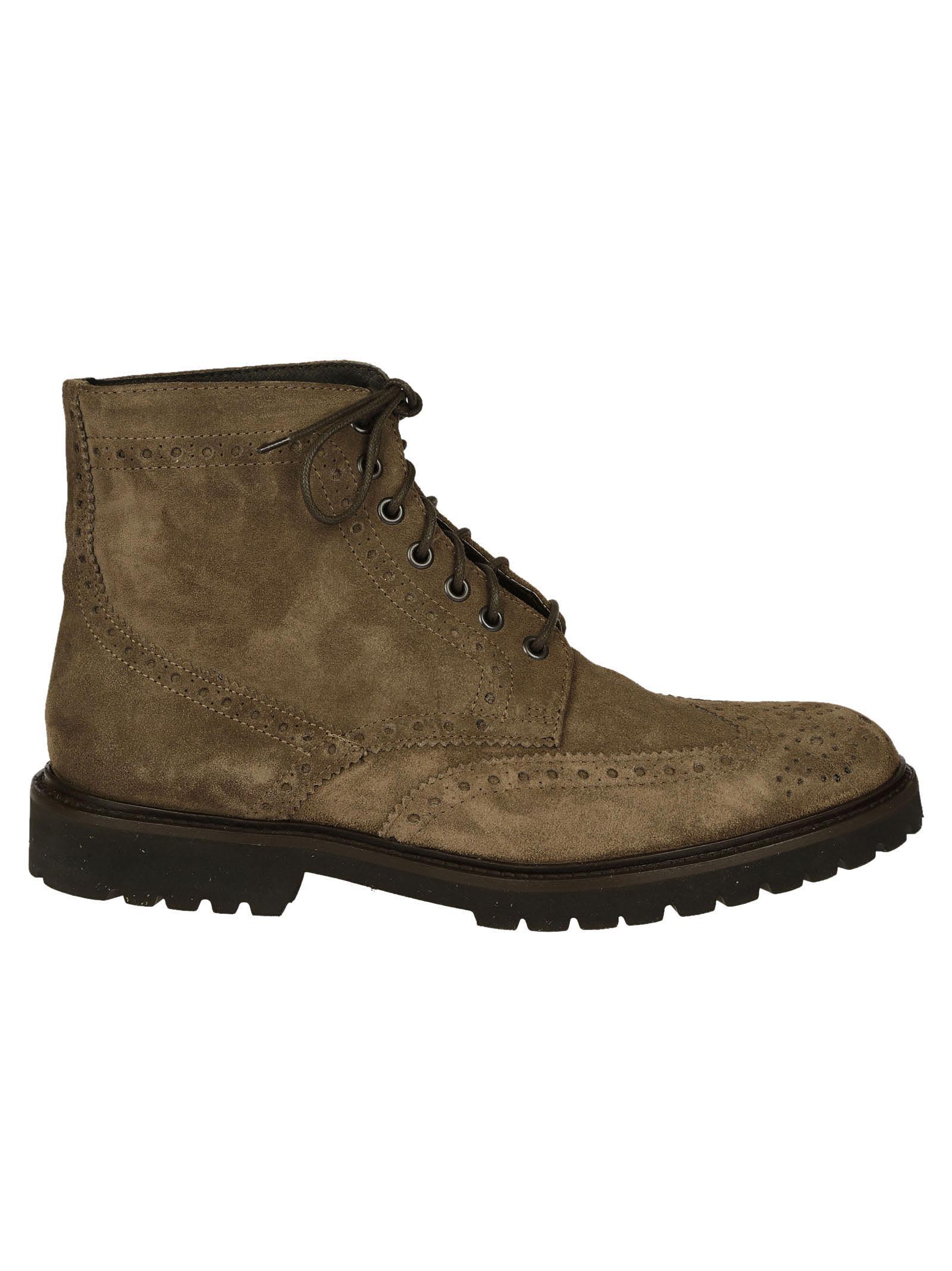 Florsheim Freeman Lace-up Boots