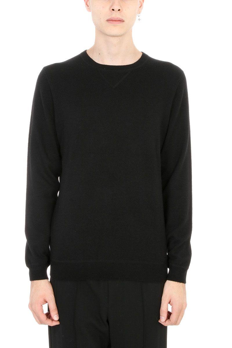 Laneus Cashmere Black Knit
