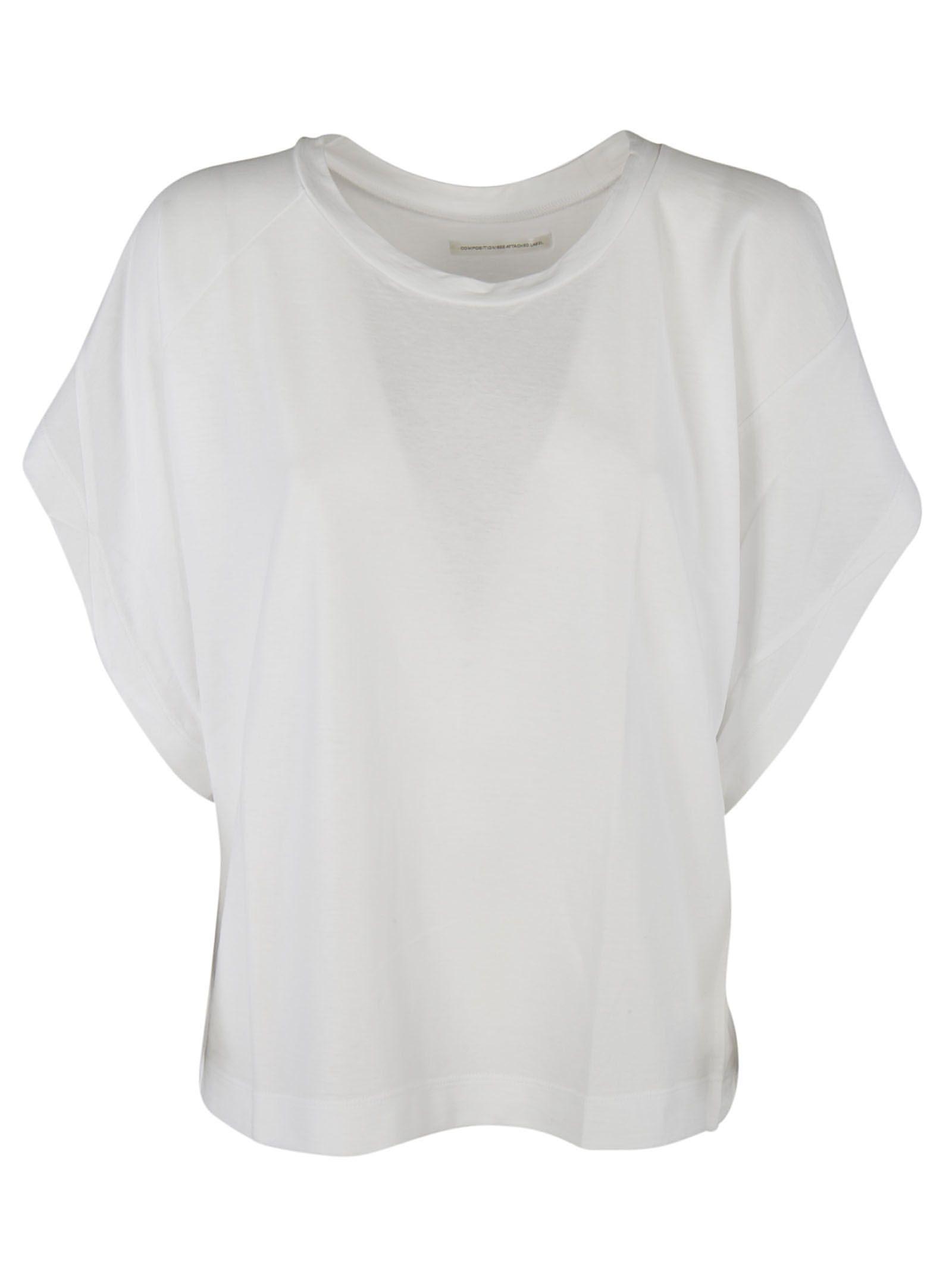 Yohji Yamamoto Draped T-shirt