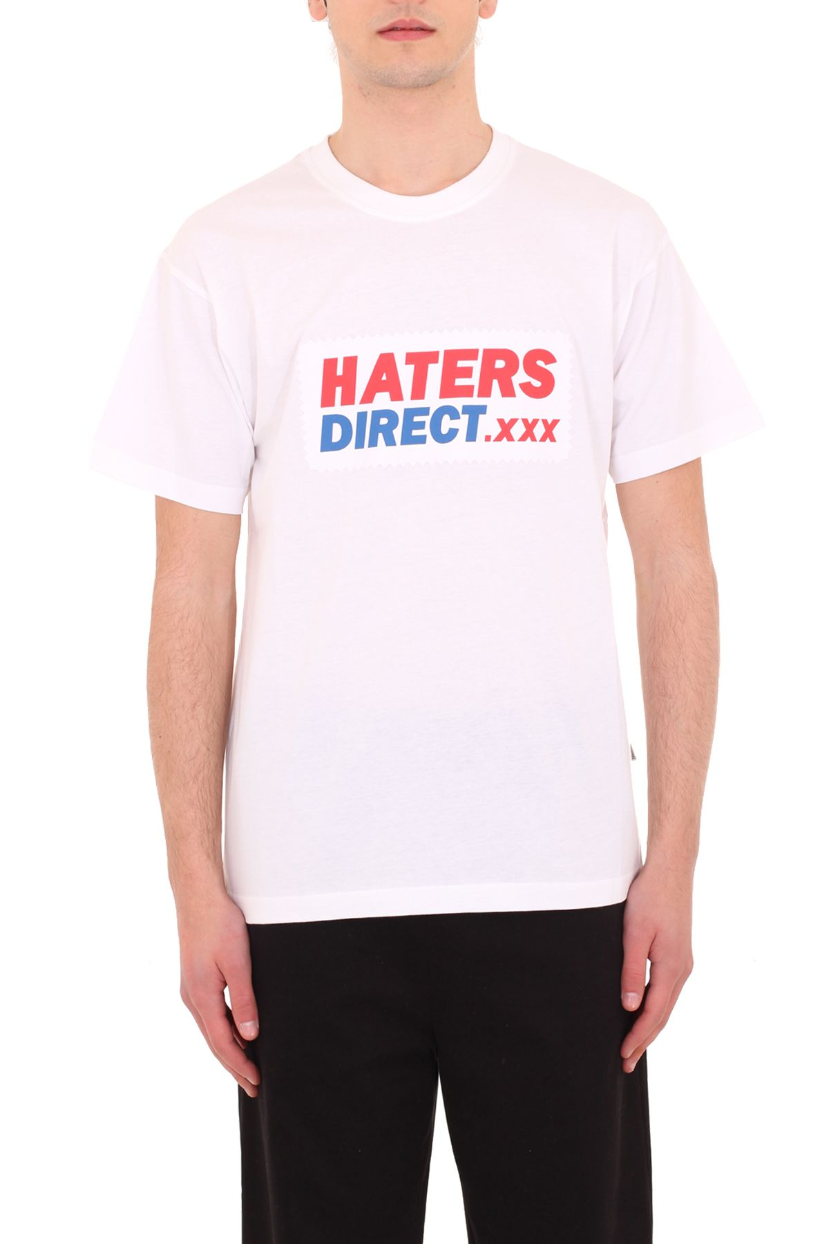 Haters Direct Large Print T-shirt