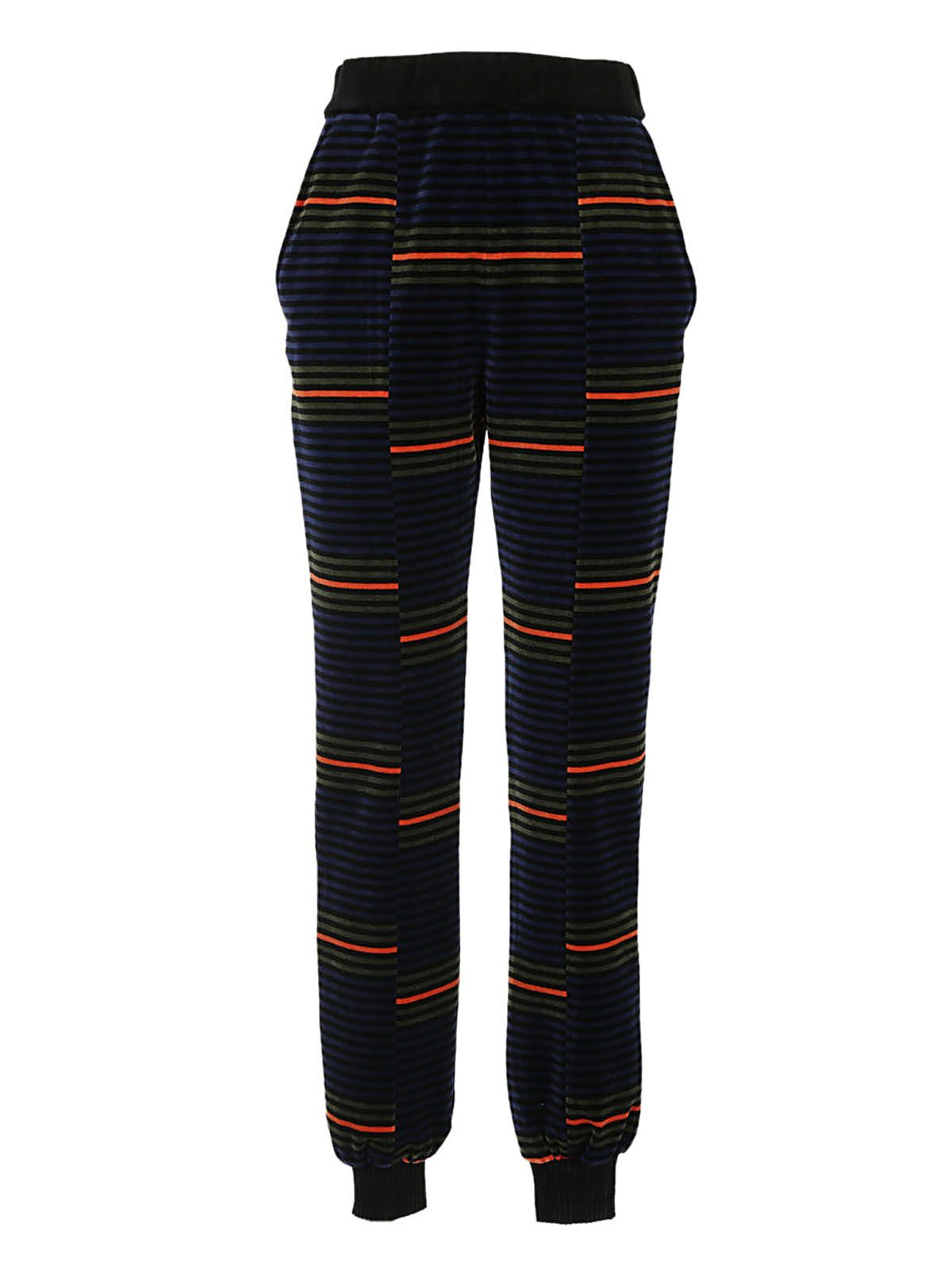 Sonia Rykiel Striped Track Pants