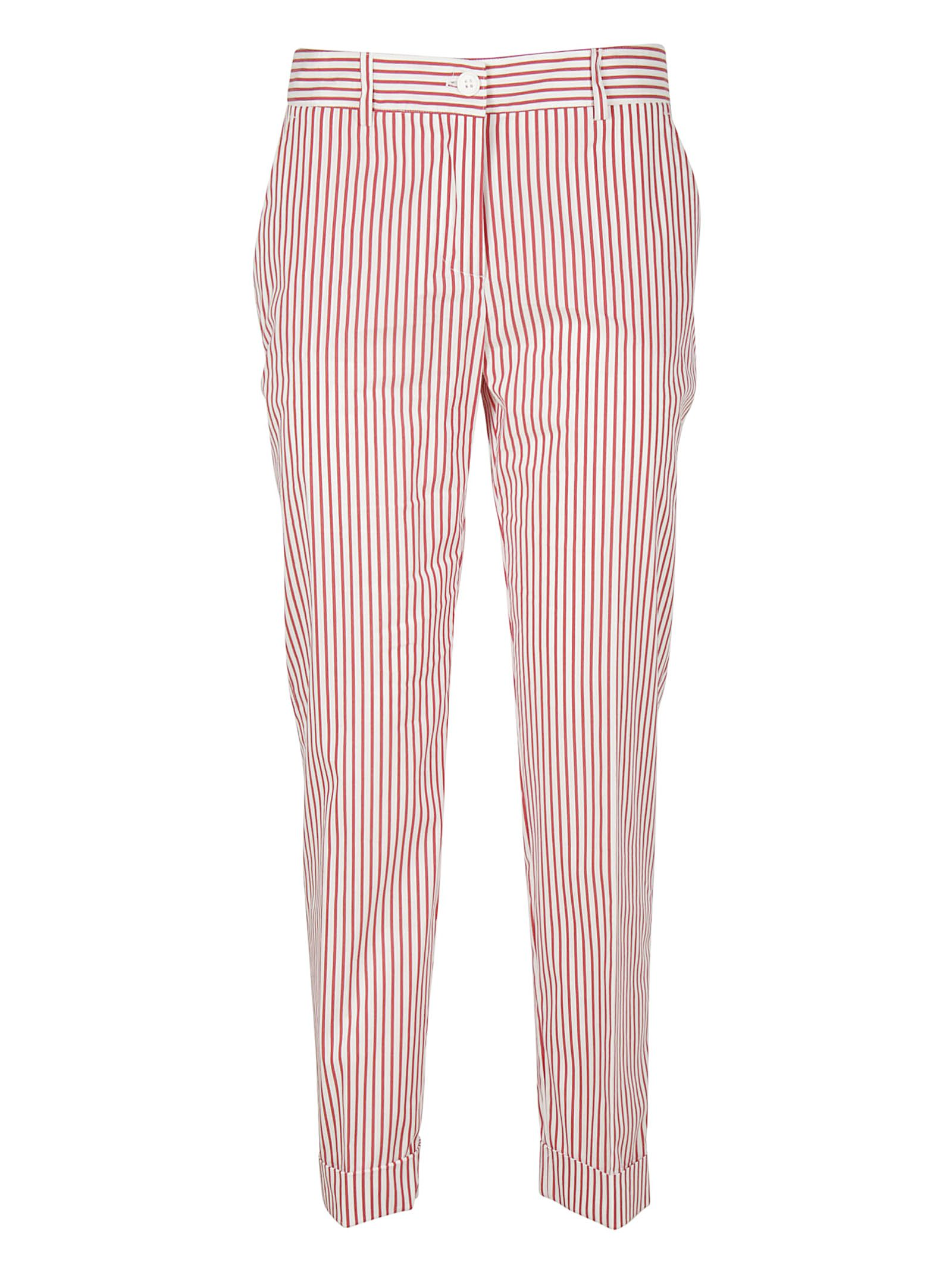 Parosh Parosh Stripe Trousers