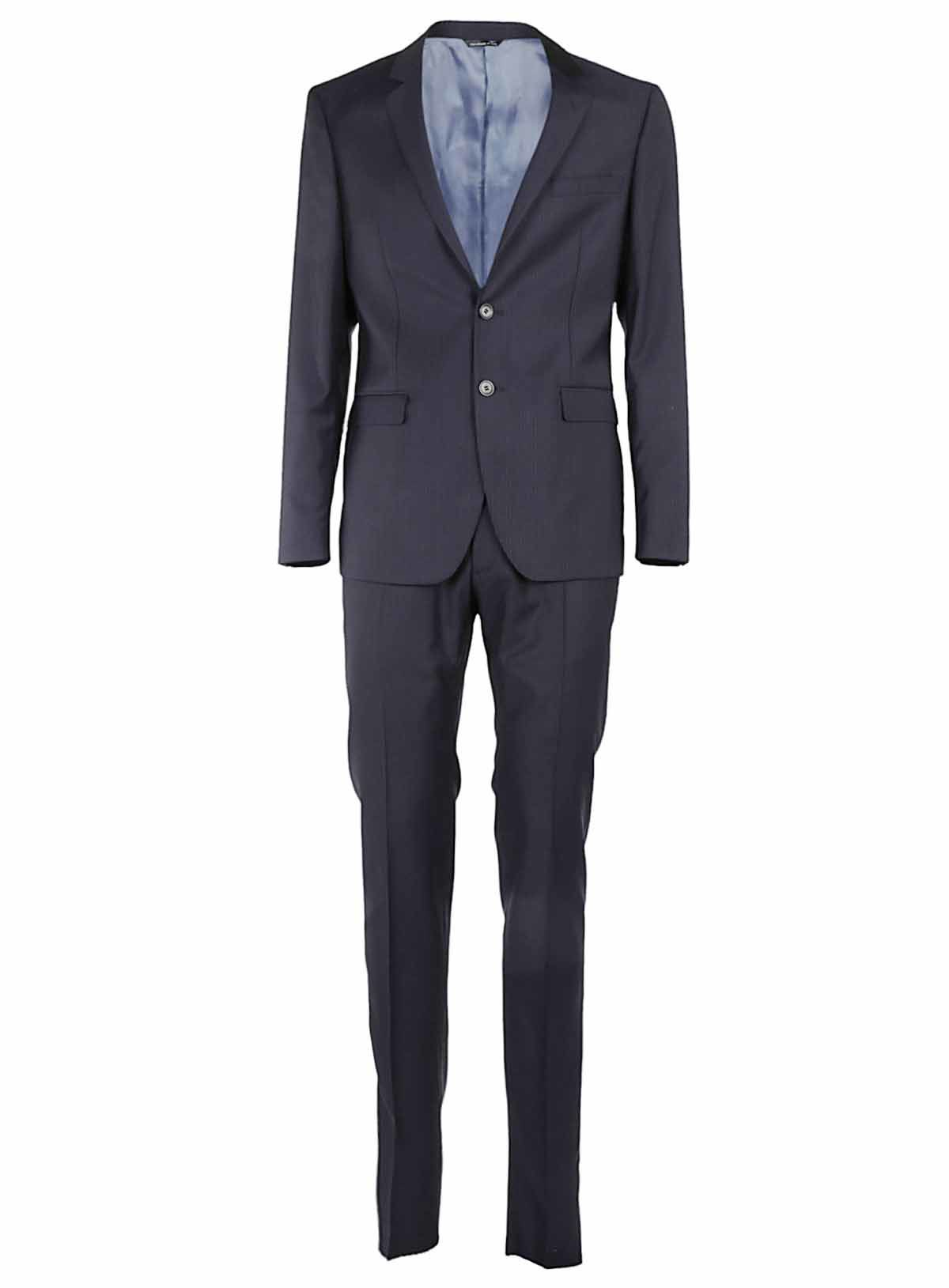 Tonello Tonello Pinstriped Suit