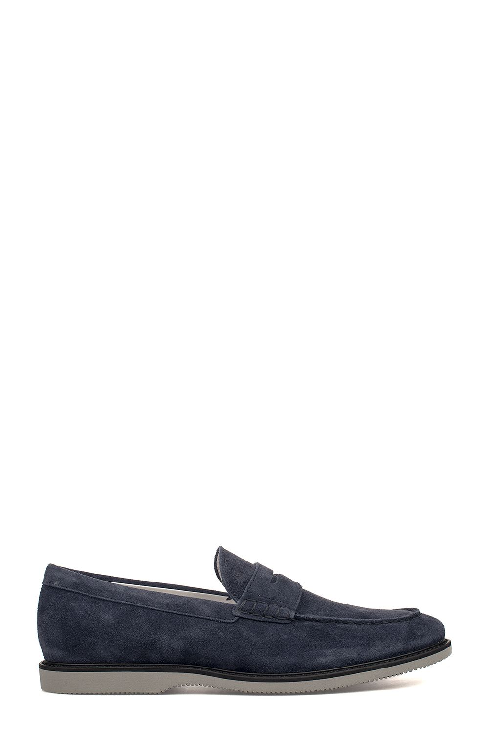Blue Club Guardolo Suede Loafer