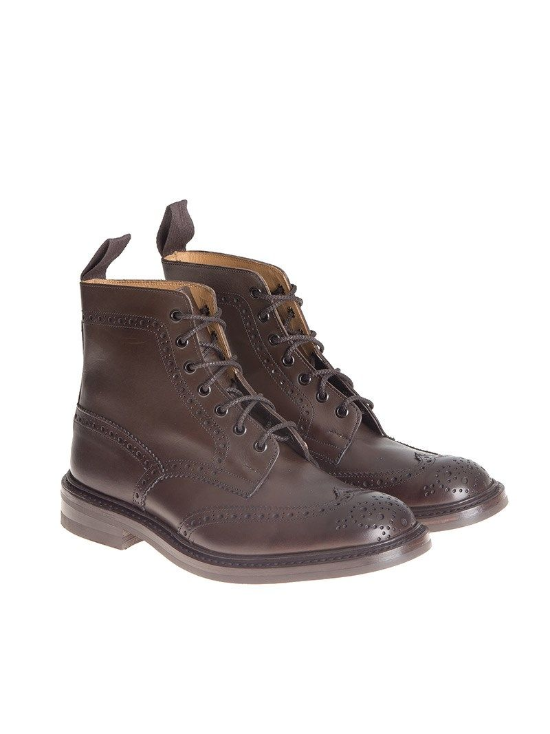 Trickers Boot