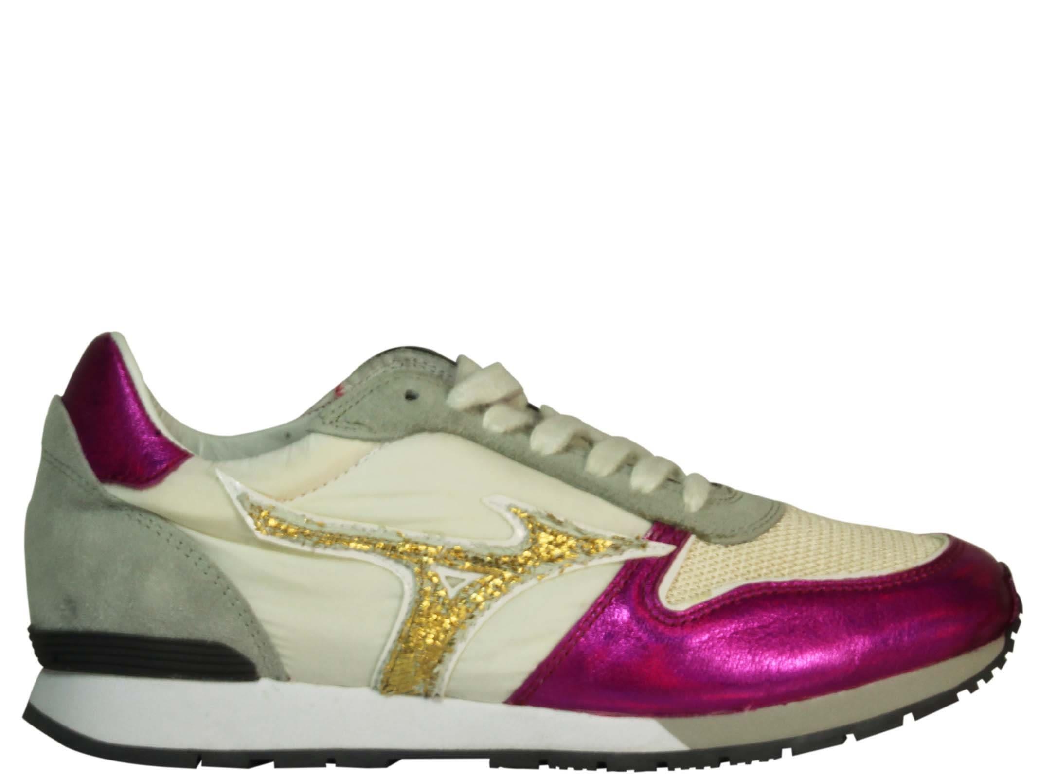 White Gold Etamin Wos Sneakers