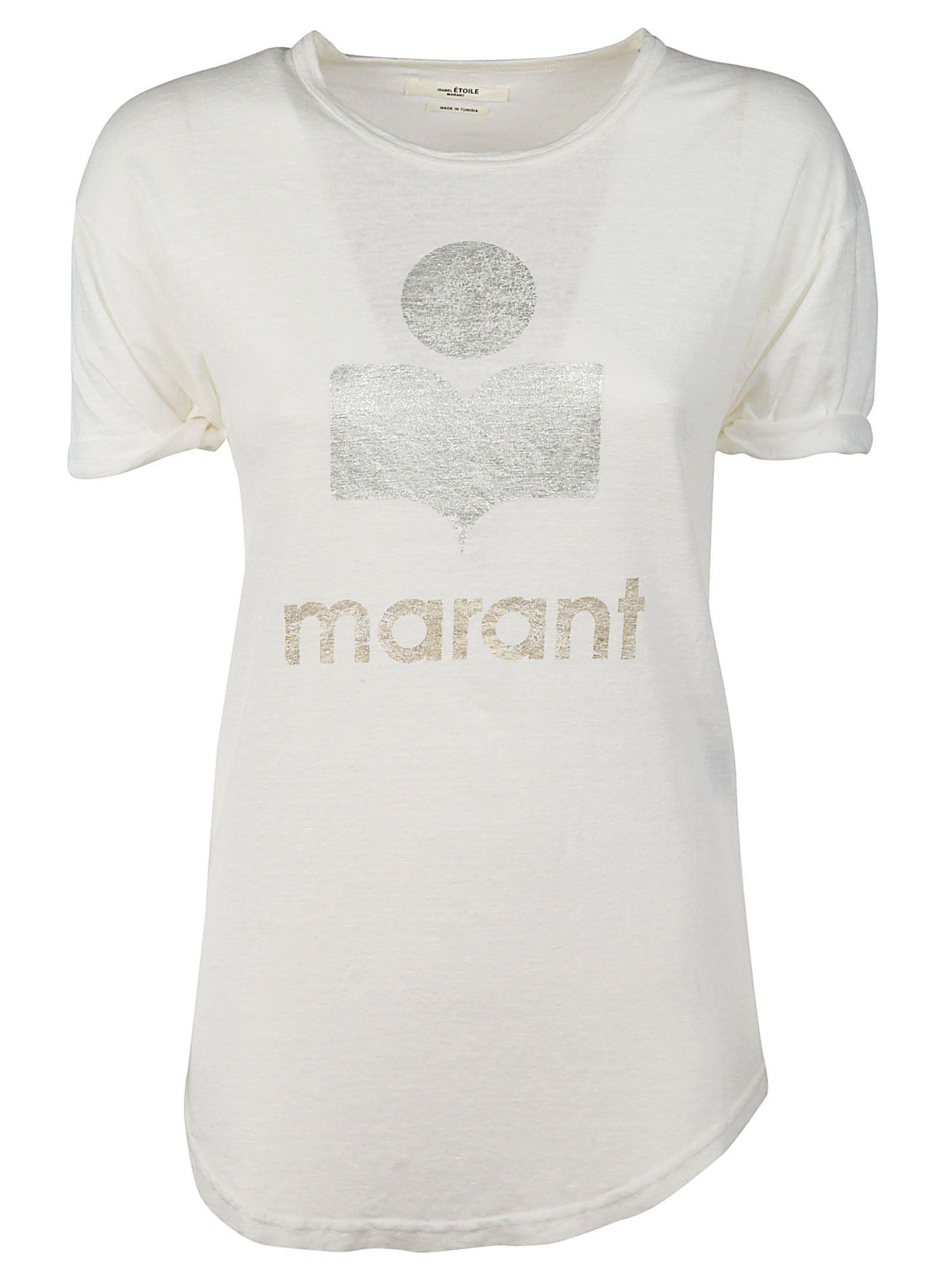 Isabel Marant ã Toile Printed T-shirt