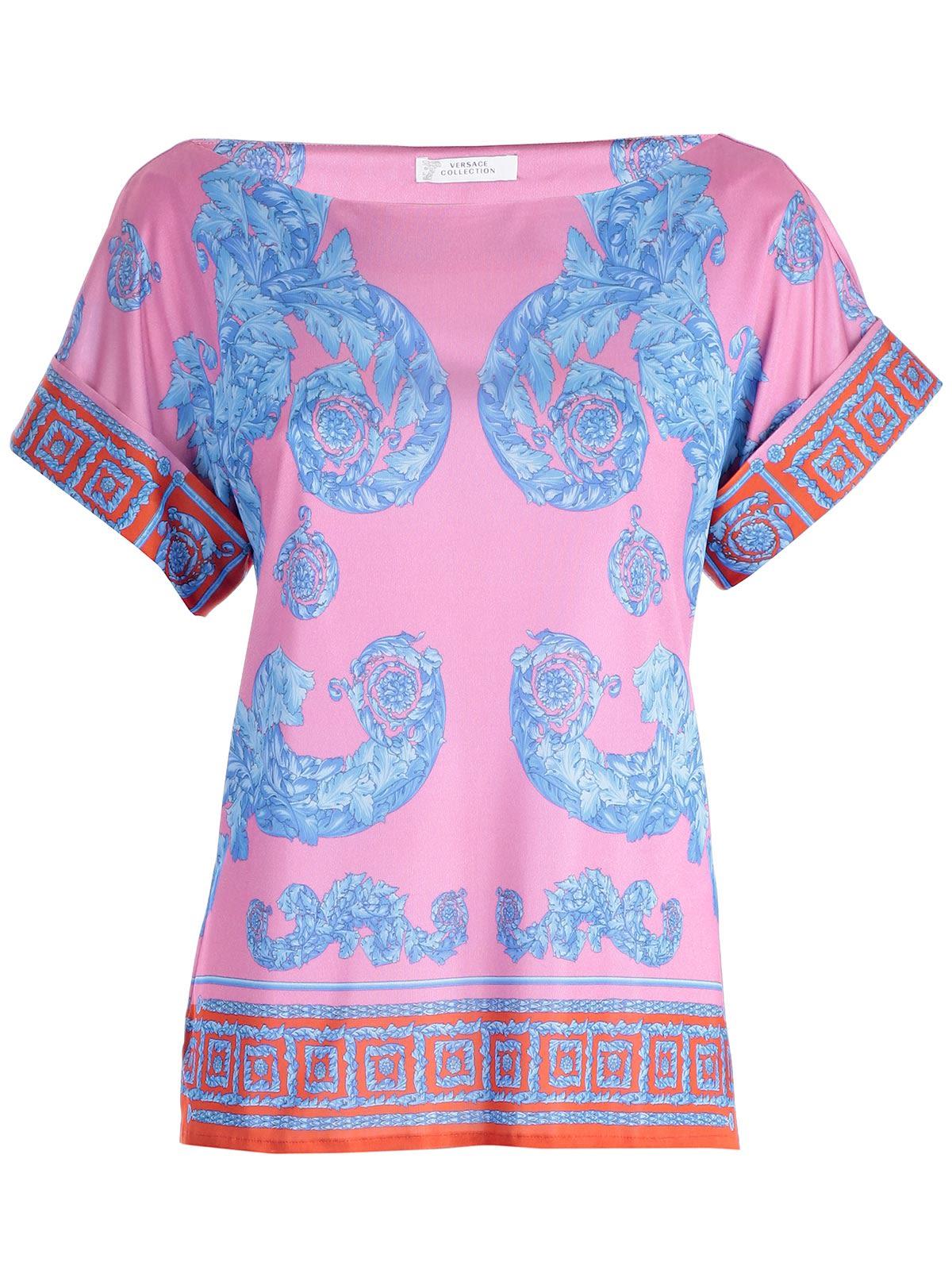 Versace Collection Short Sleeve T-Shirt