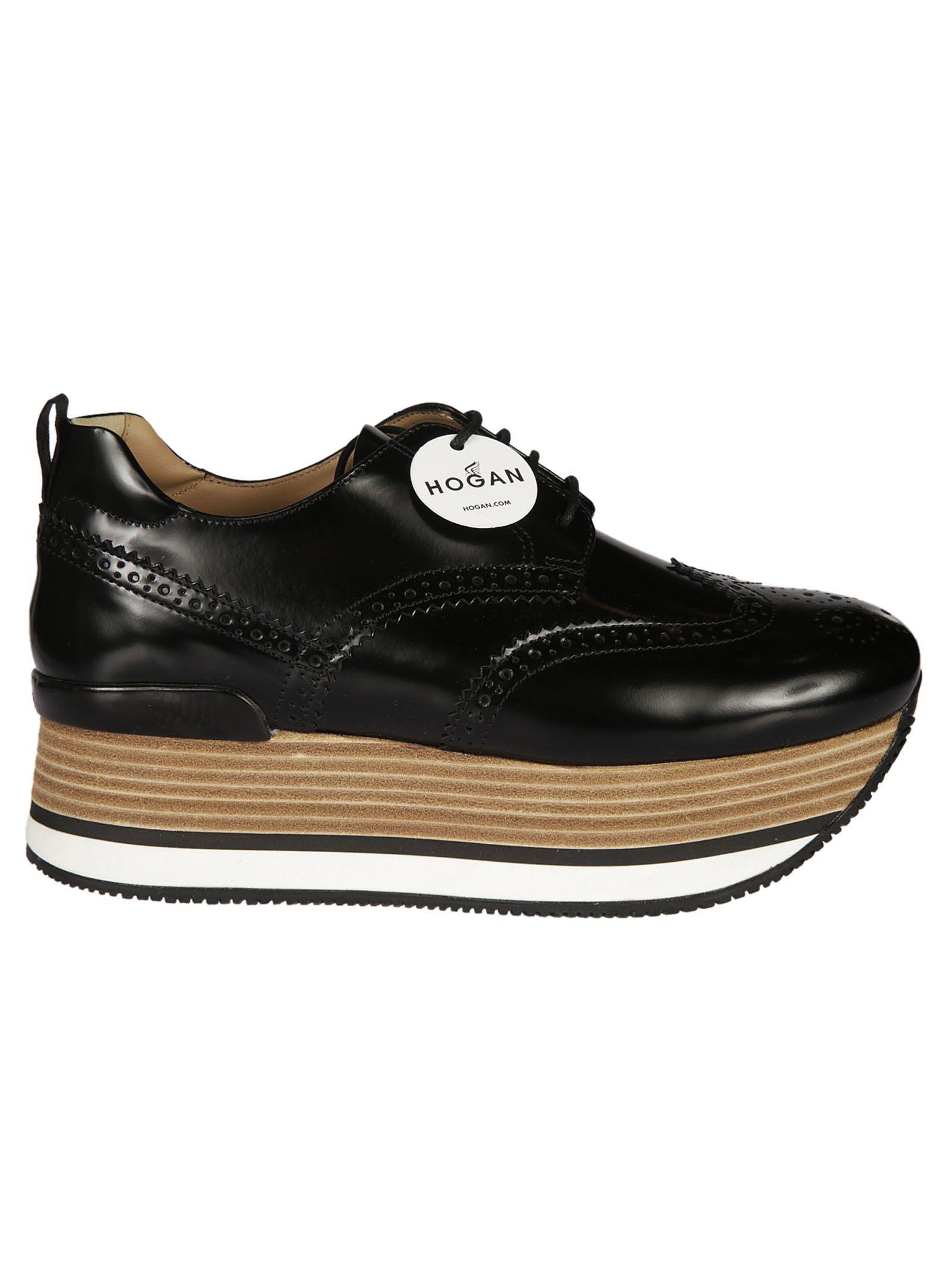 Hogan H222 Platform Sneakers
