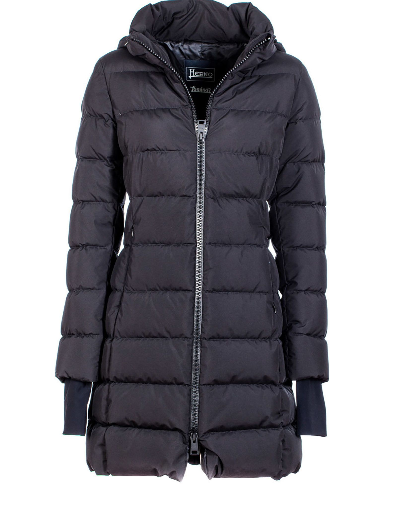 Herno - Herno Quilted Long Down Jacket