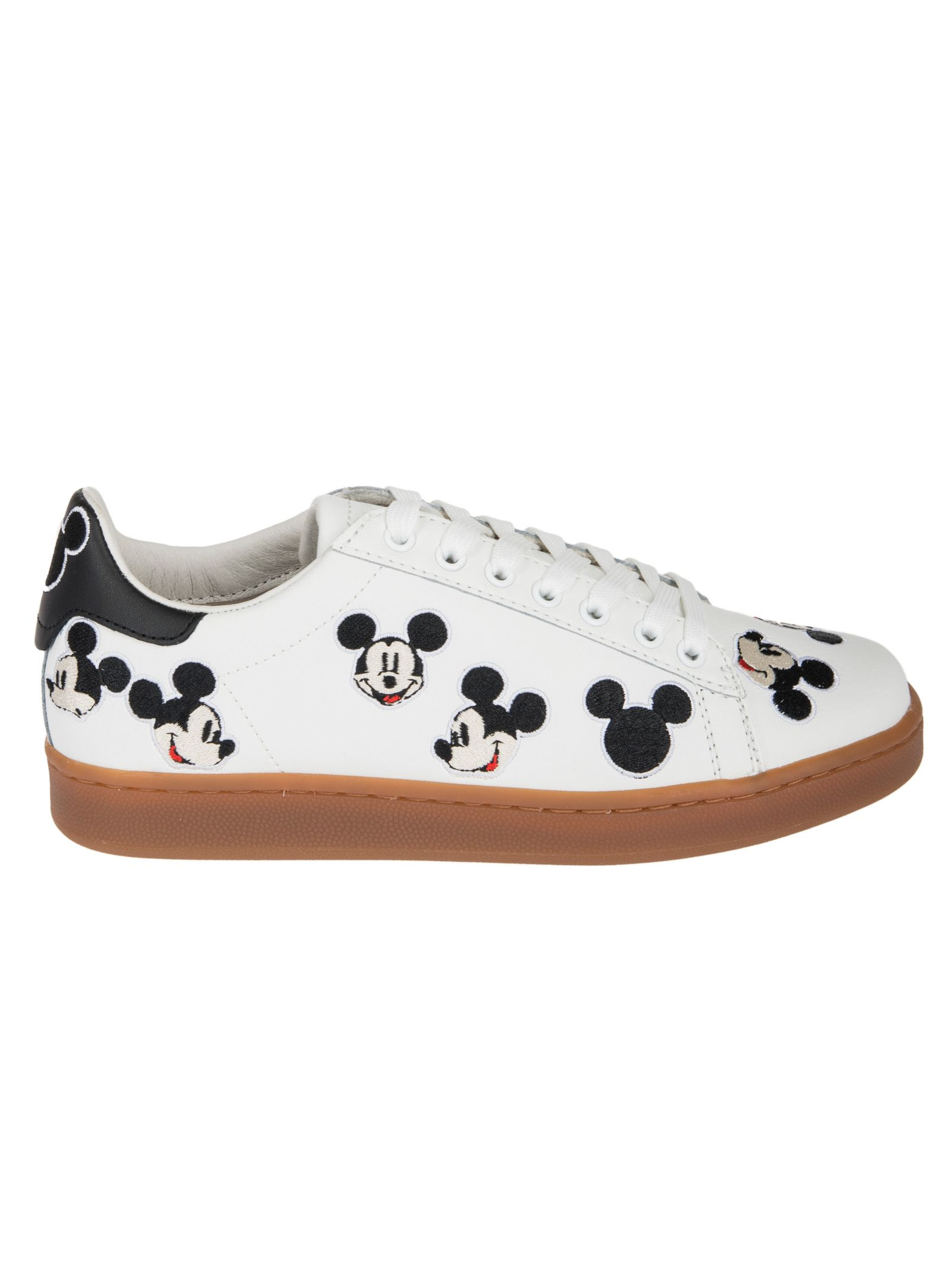 MOA USA MOA MASTER OF ARTS MICKY PRINTED SNEAKERS
