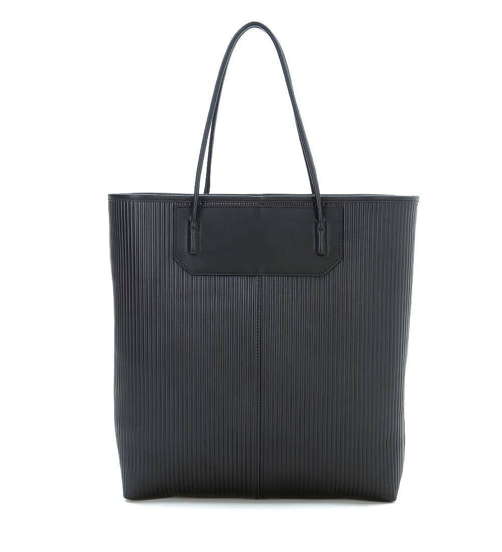 Alexander Wang Prisma Black Leather Bag