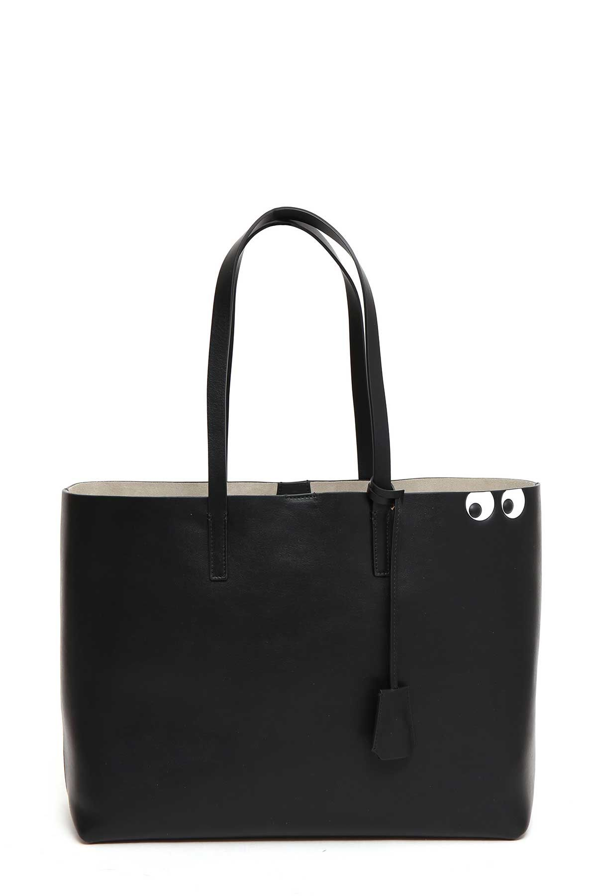 Anya Hindmarch Ebury Shopper Ii Eyes