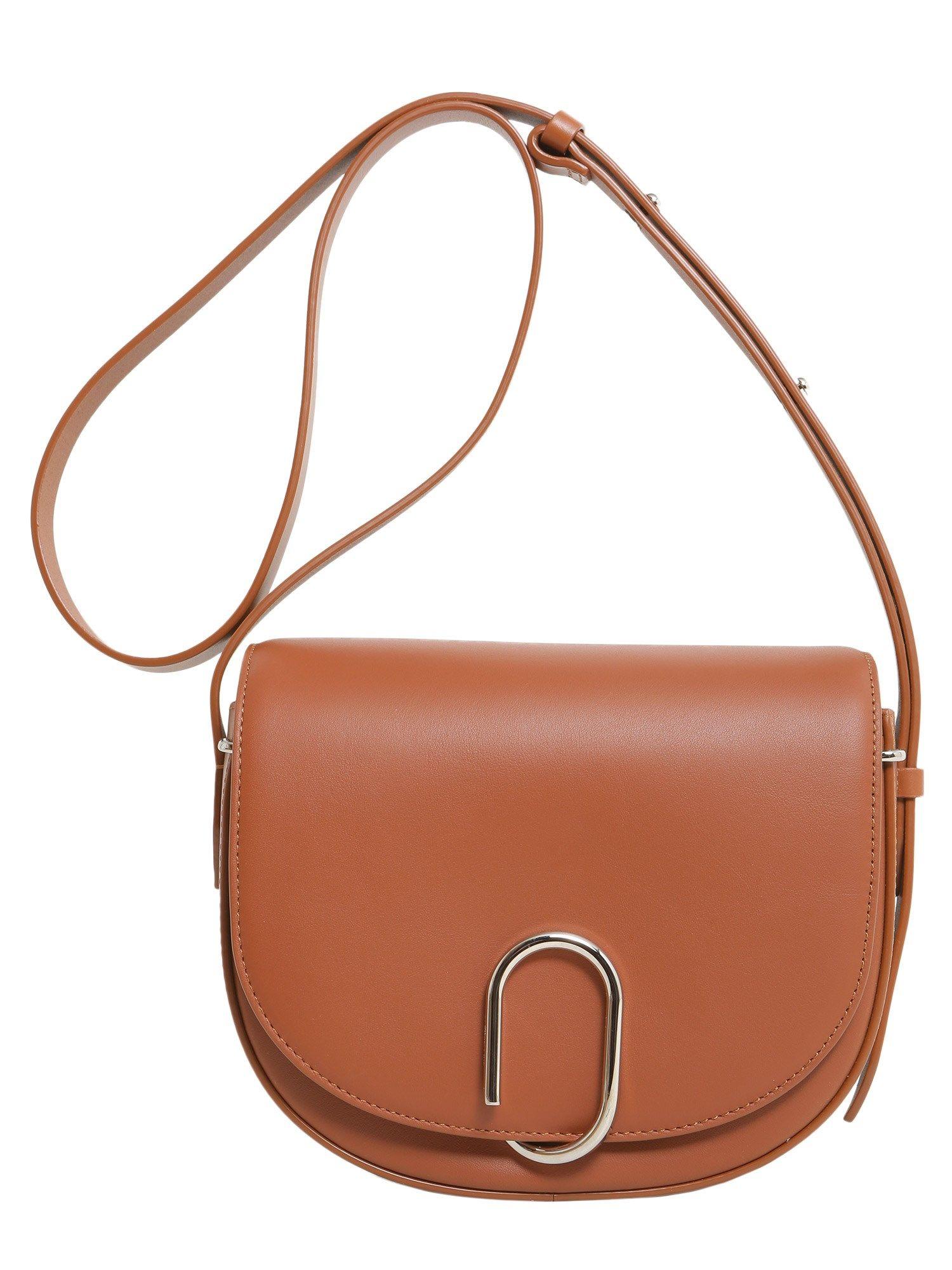 Alix Saddle Bag