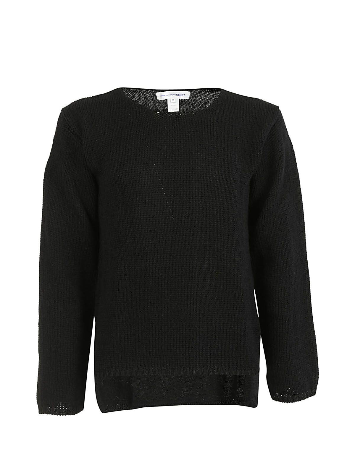 Comme Des Gar?ons Shirt Boy Asymmetric Hem Pullover