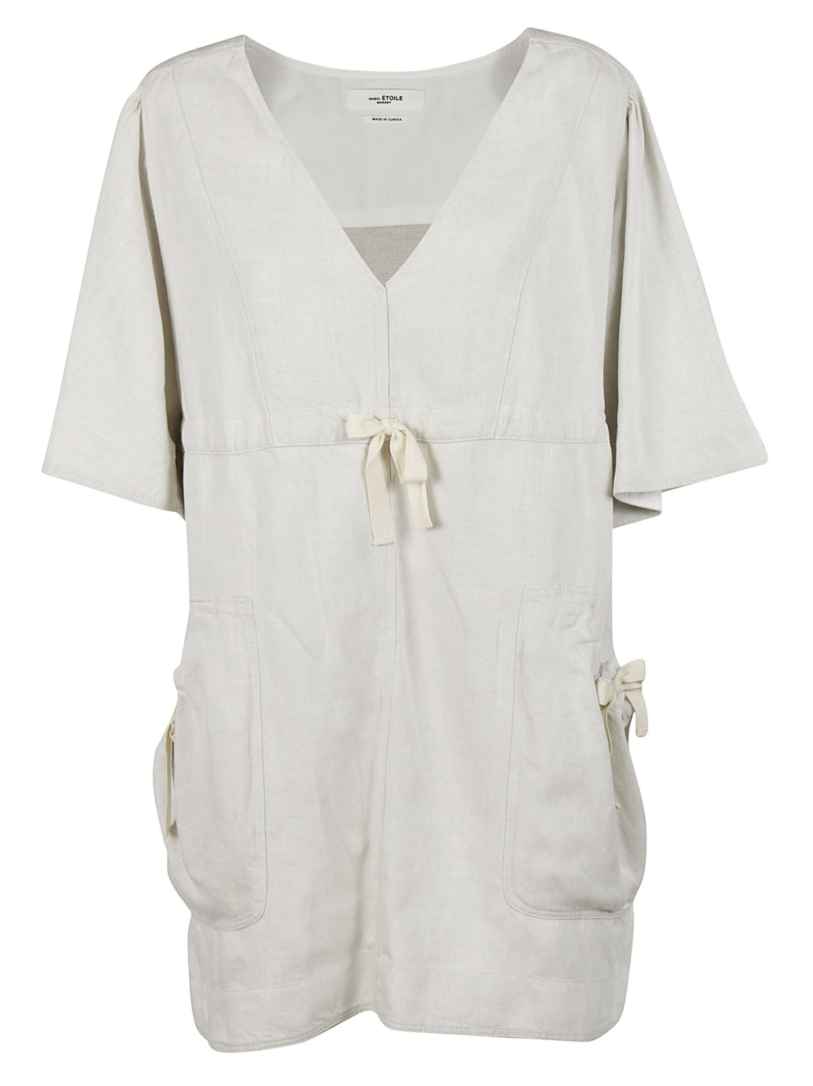 Isabel Marant Drawstring Dress