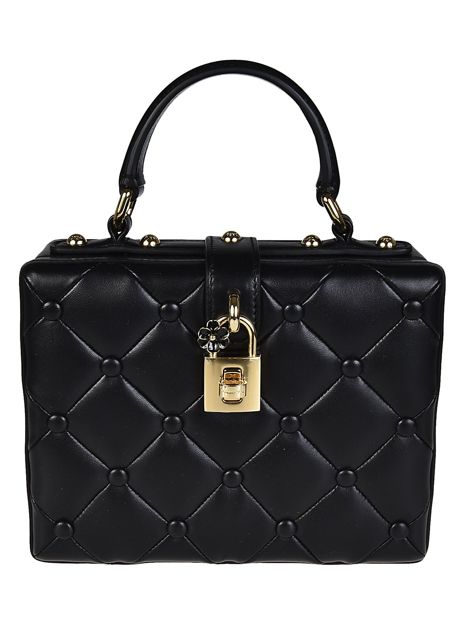 Dolce & Gabbana Dolce Box Shoulder Bag