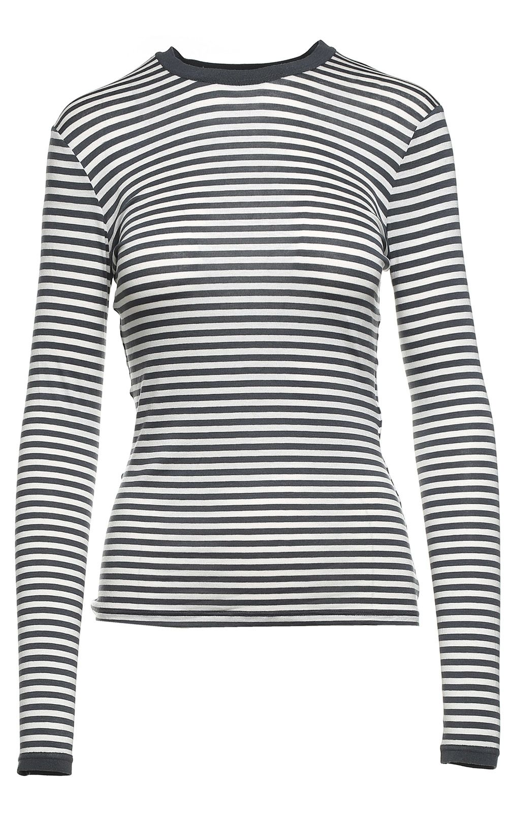 Max Mara Favola Striped Jersey T-shirt