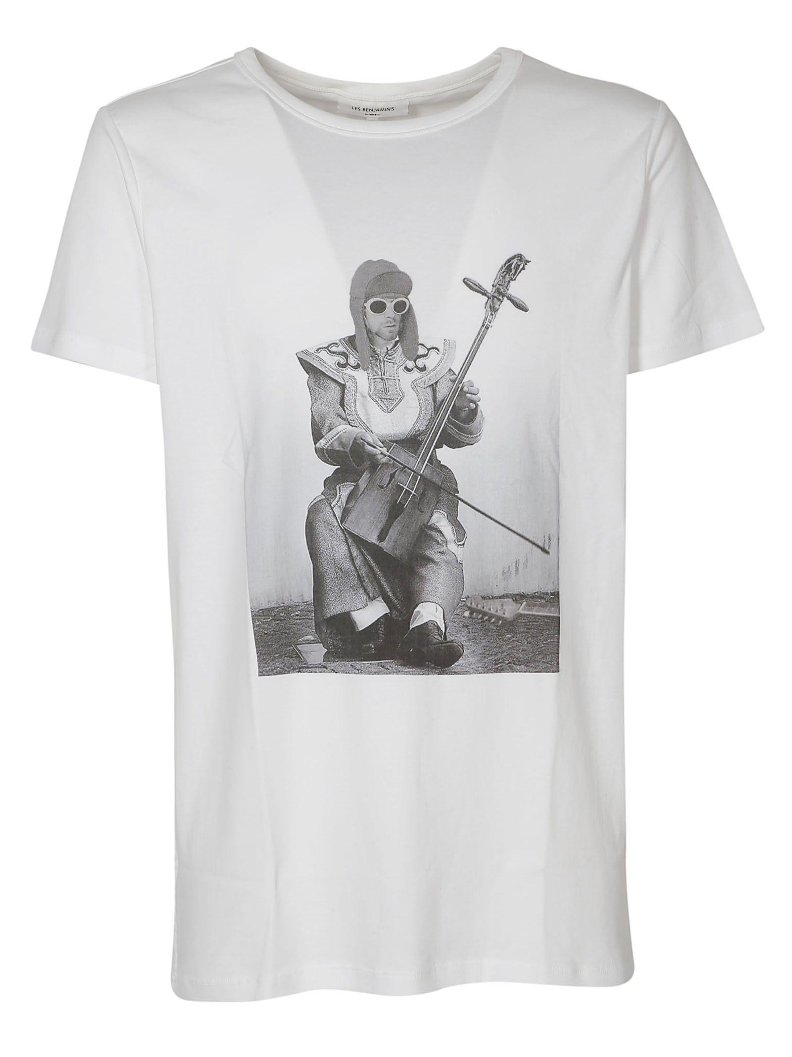 Les Benjamins Cevza T-shirt